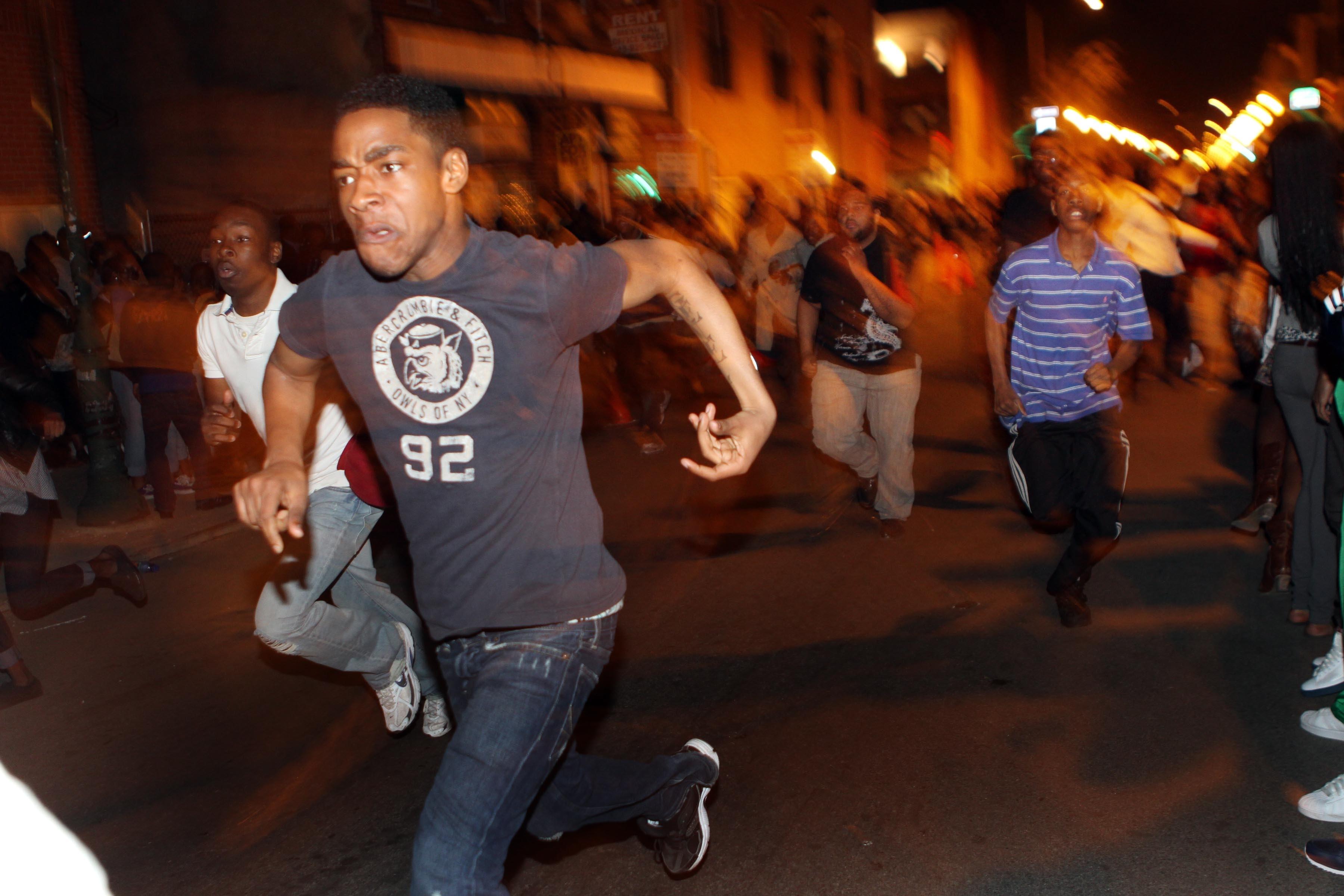 A Mo Bb Philadelphia Mayor Talks Tough To Black Teenagers After Flash