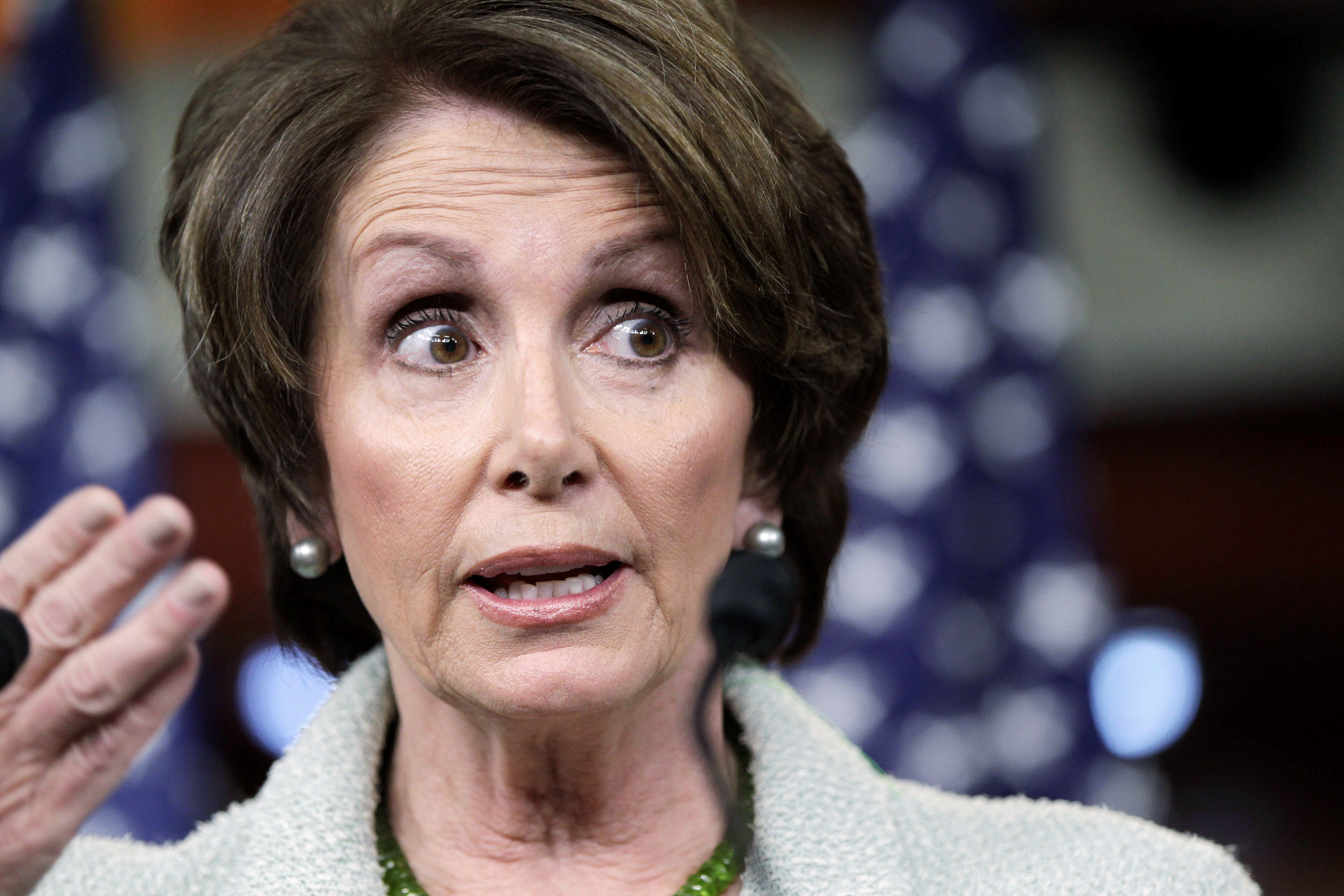 Pelosi, plastic surgery and the expression of emotion in politics