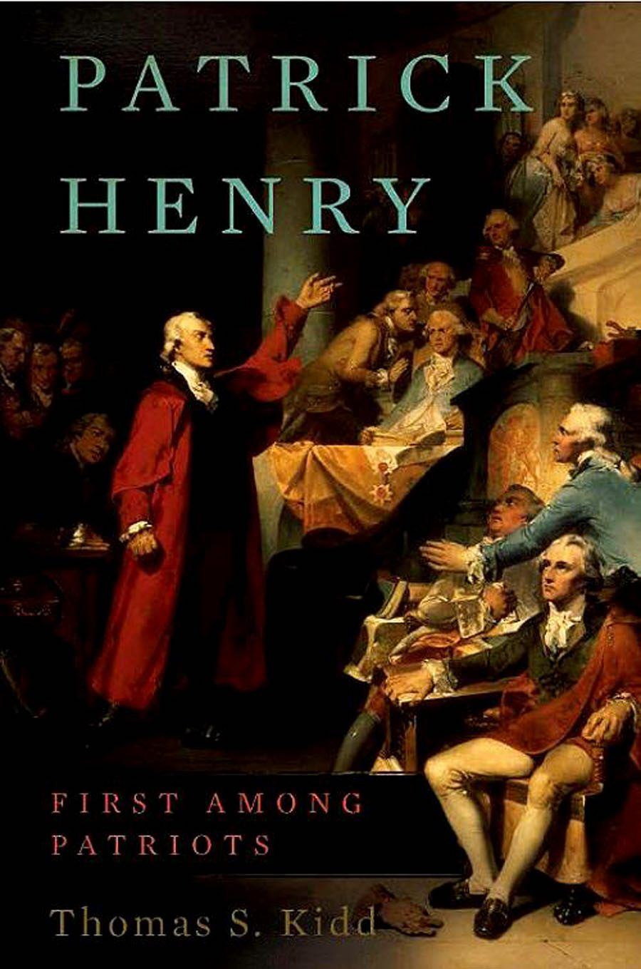book review patrick henry washington times