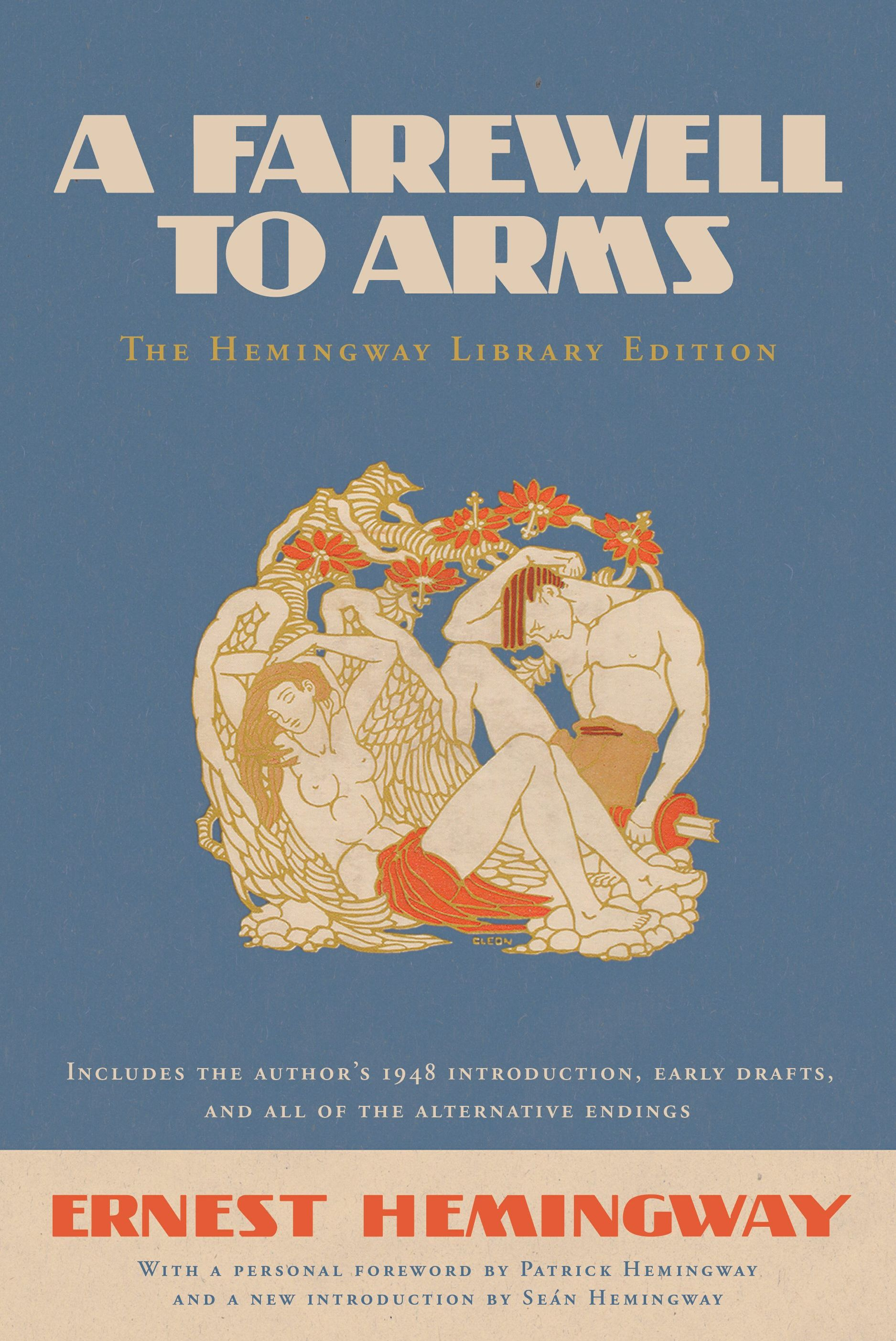 a farewell to arms study guide A farewell to arms is then a story based on an american ambulance driver and a  nurse who was english hemingway uses fredric henry as the main character.
