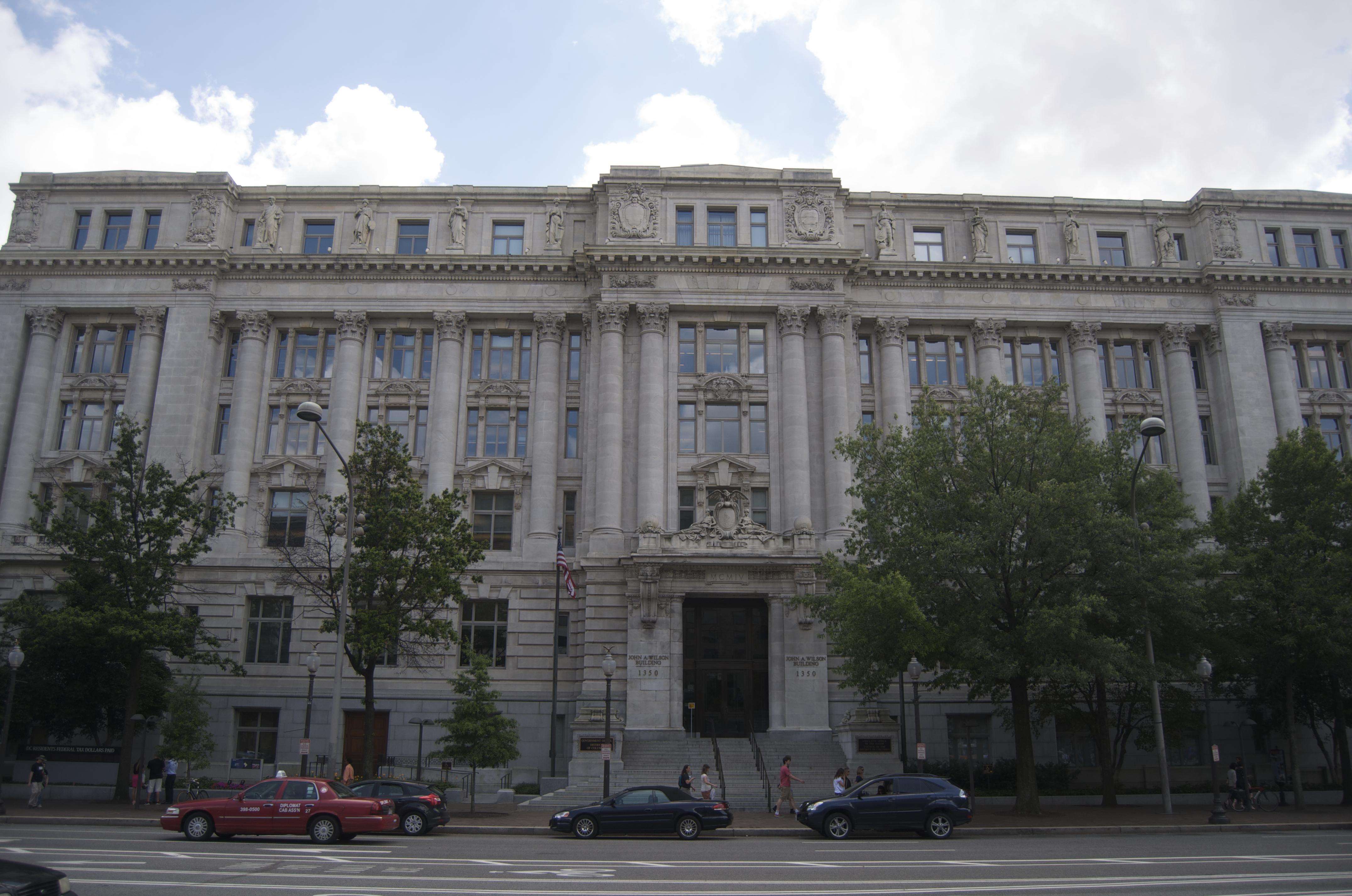 John A. Wilson Building