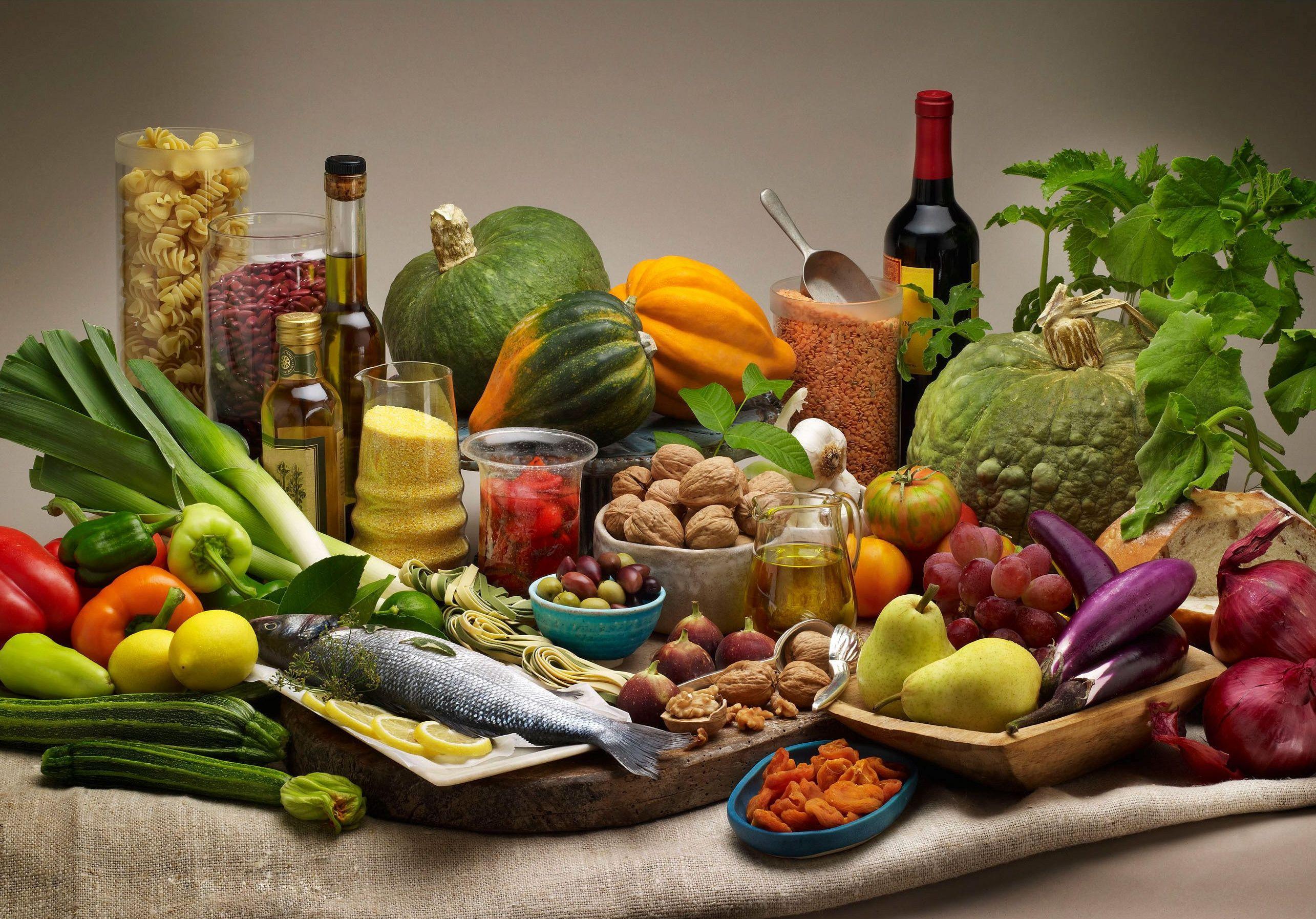 Mediterranean diet named No. 1 eating plan for 2019