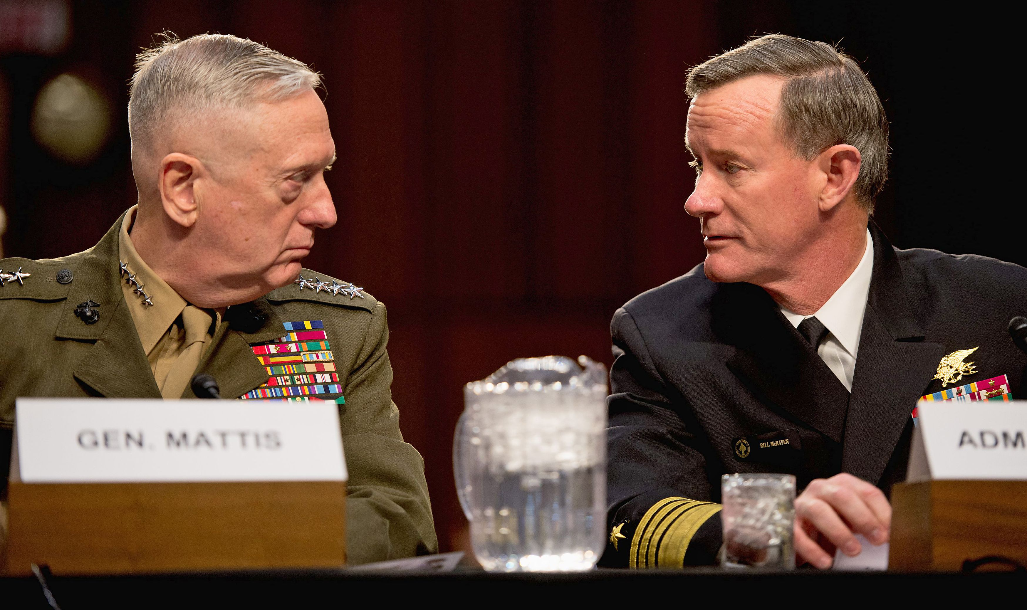 Admiral william h mcraven