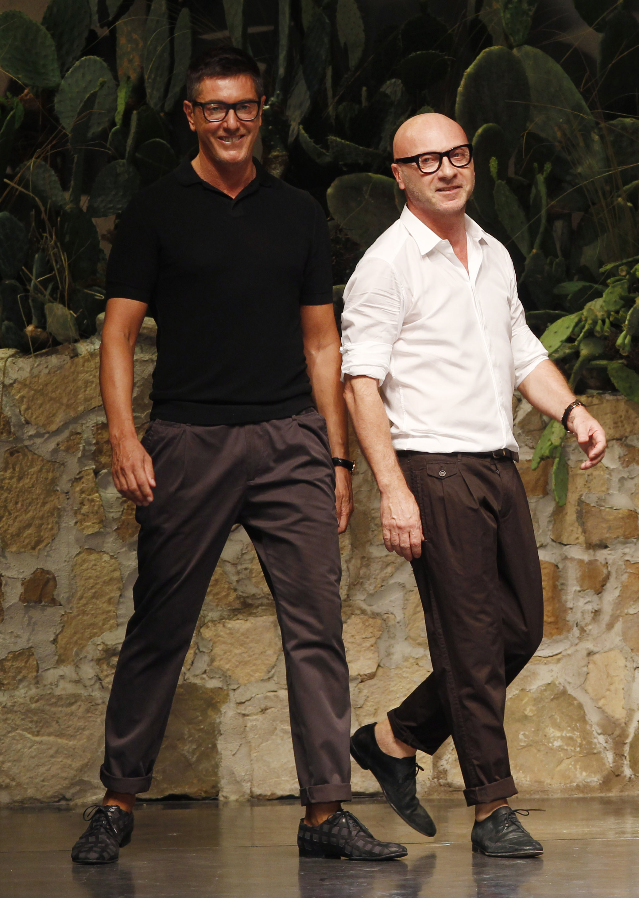 Stefano gabbana and domenico dolce dating advice
