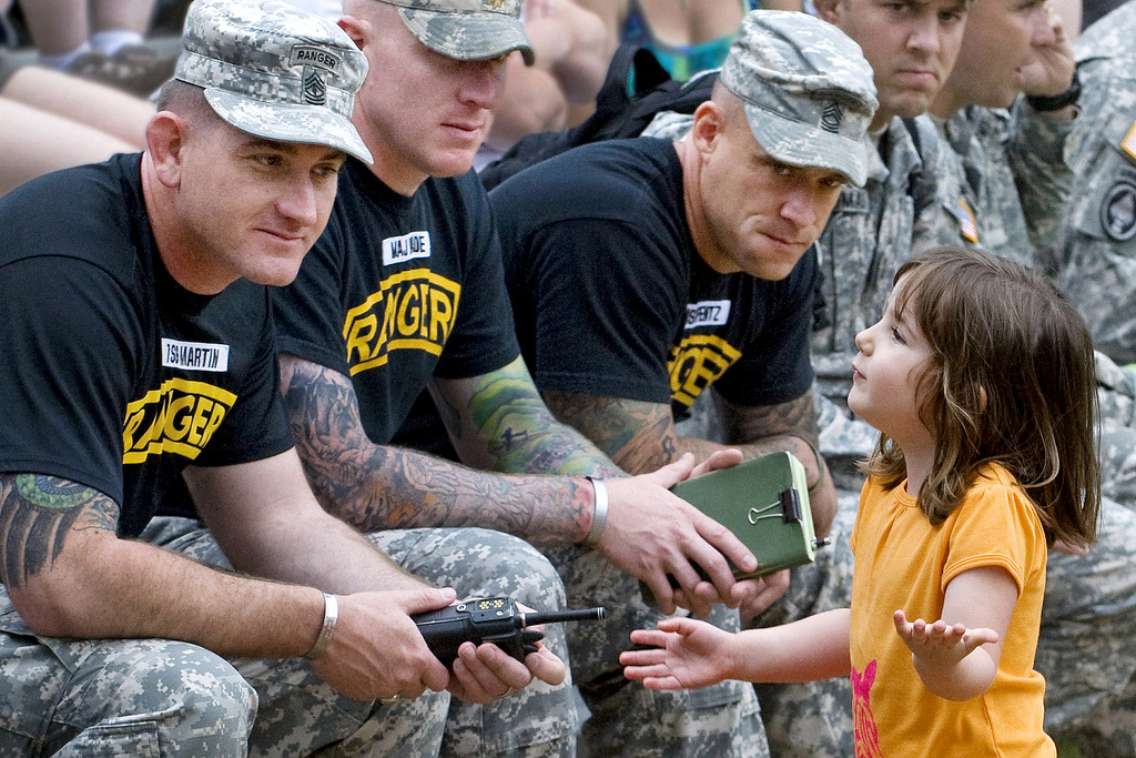 New Army Rules Ban Below Elbow Tattoos On Recruits Washington Times