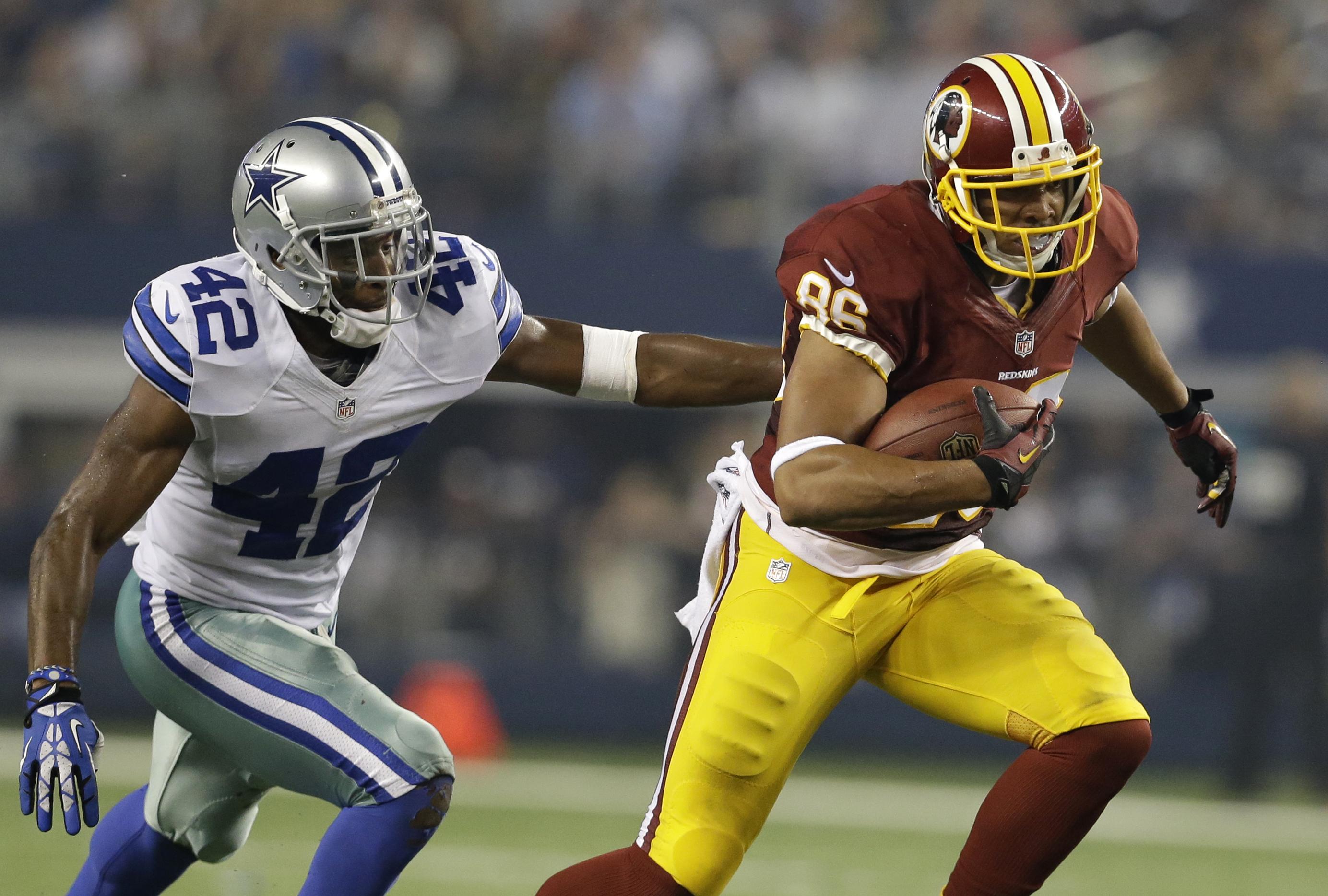 Jordan Reed emerging as prime tar in Redskins offense