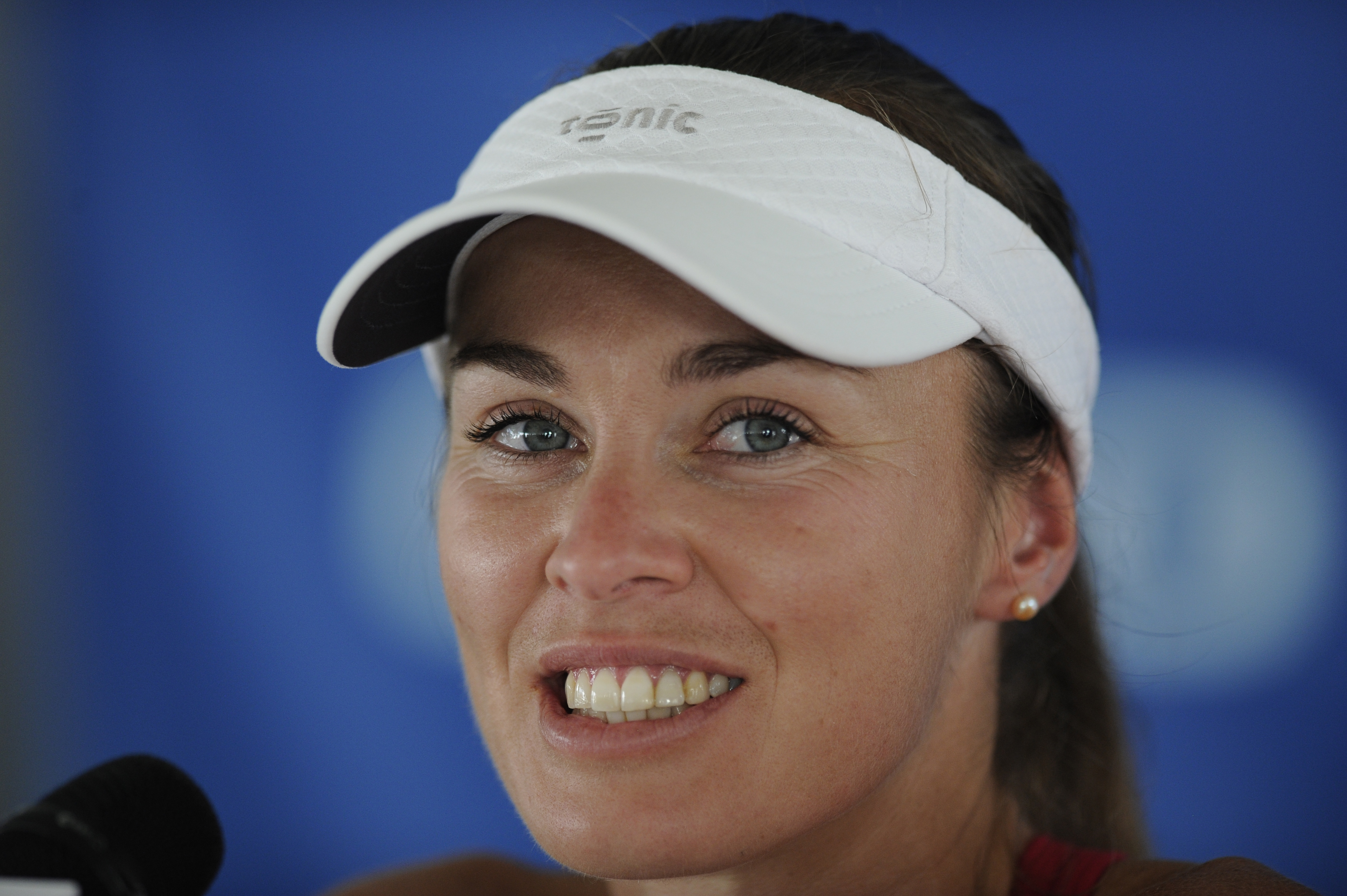 Martina Hingis family questioned after husband claims