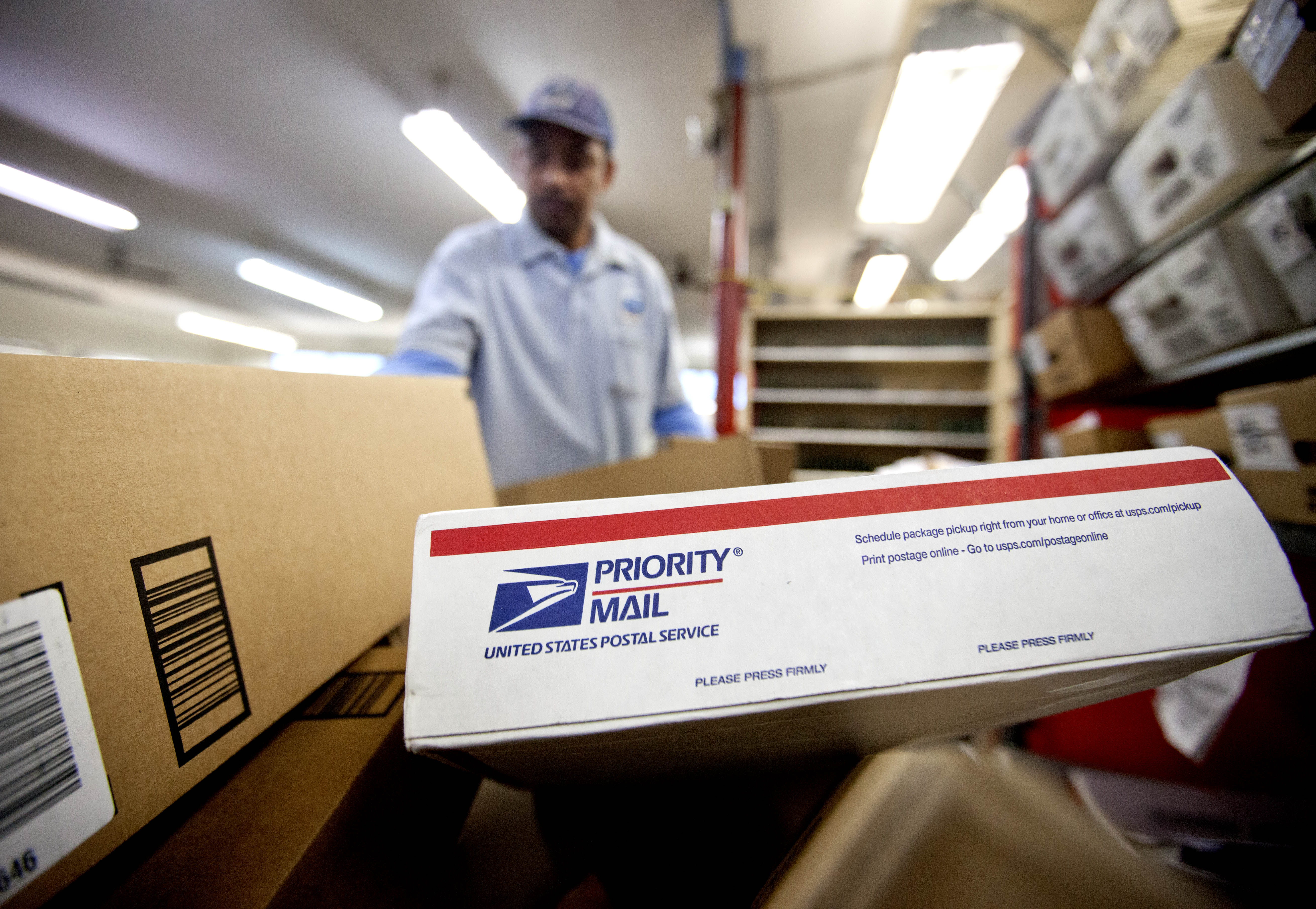 will e mail make the postal service go out of business