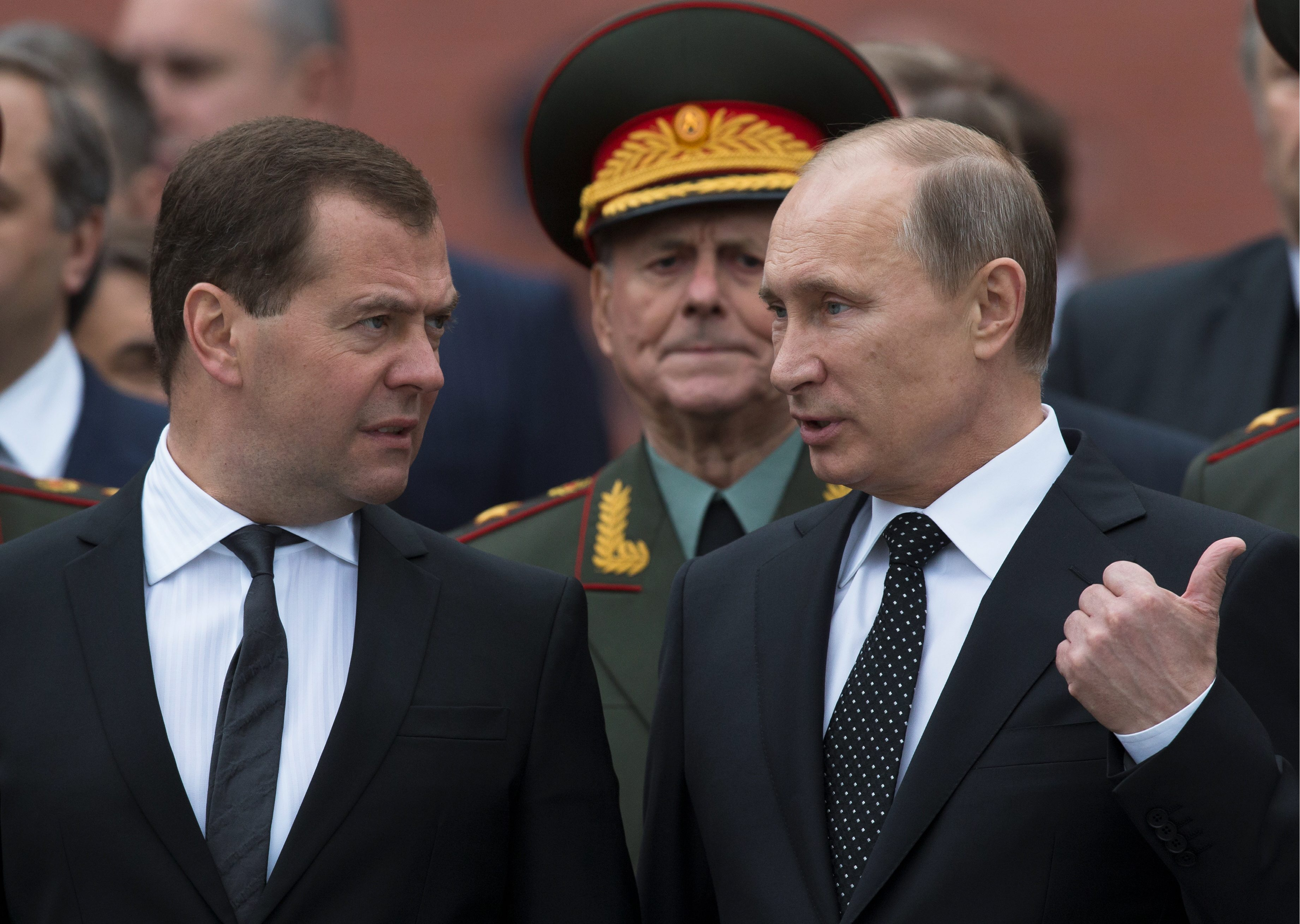 Vladimir Putin and Dmitry Medvedev will take part in the agricultural meeting in the Stavropol region 38
