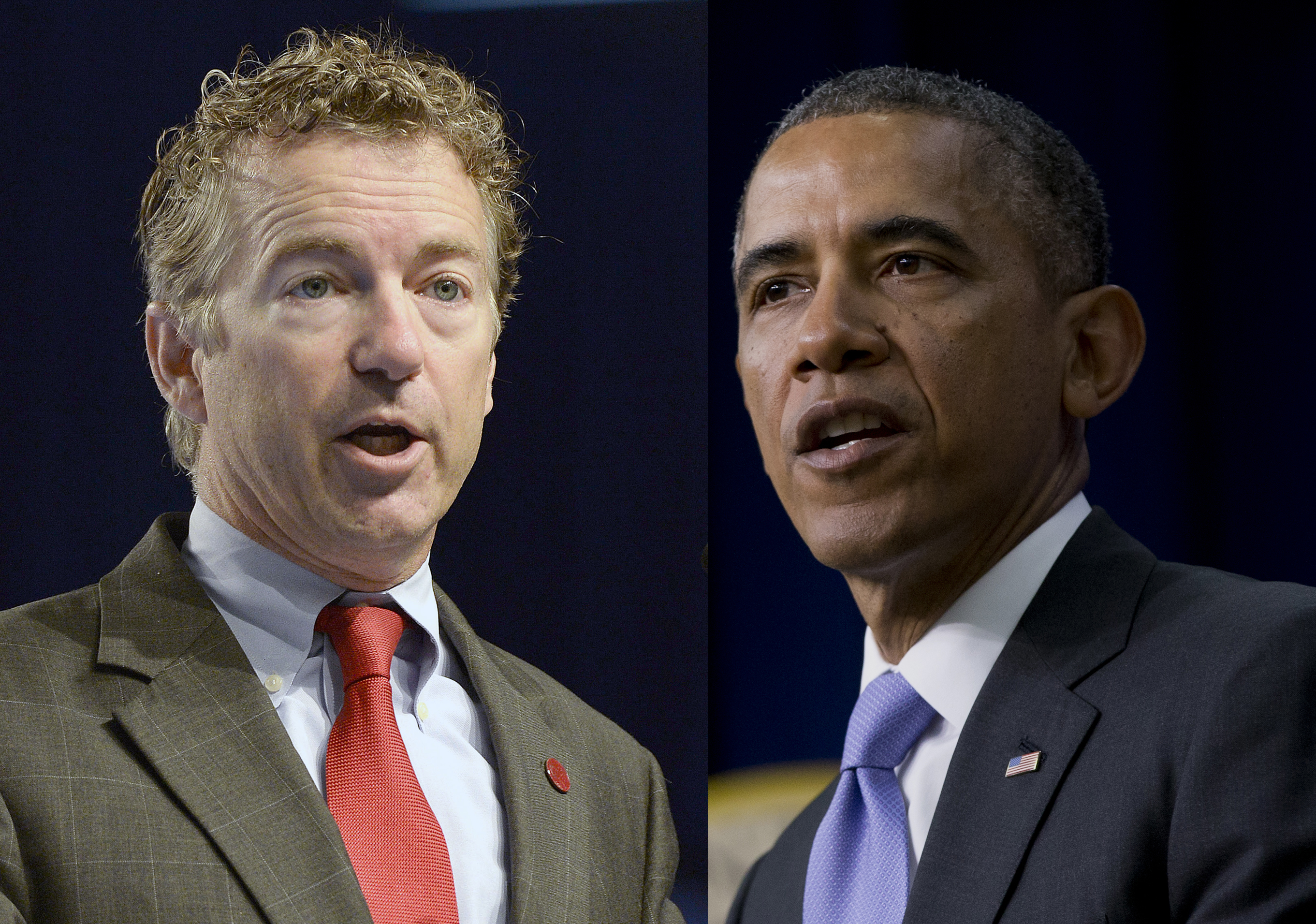 Image result for RAND PAUL GETS READY TO DIG INTO OBAMA'S PAST