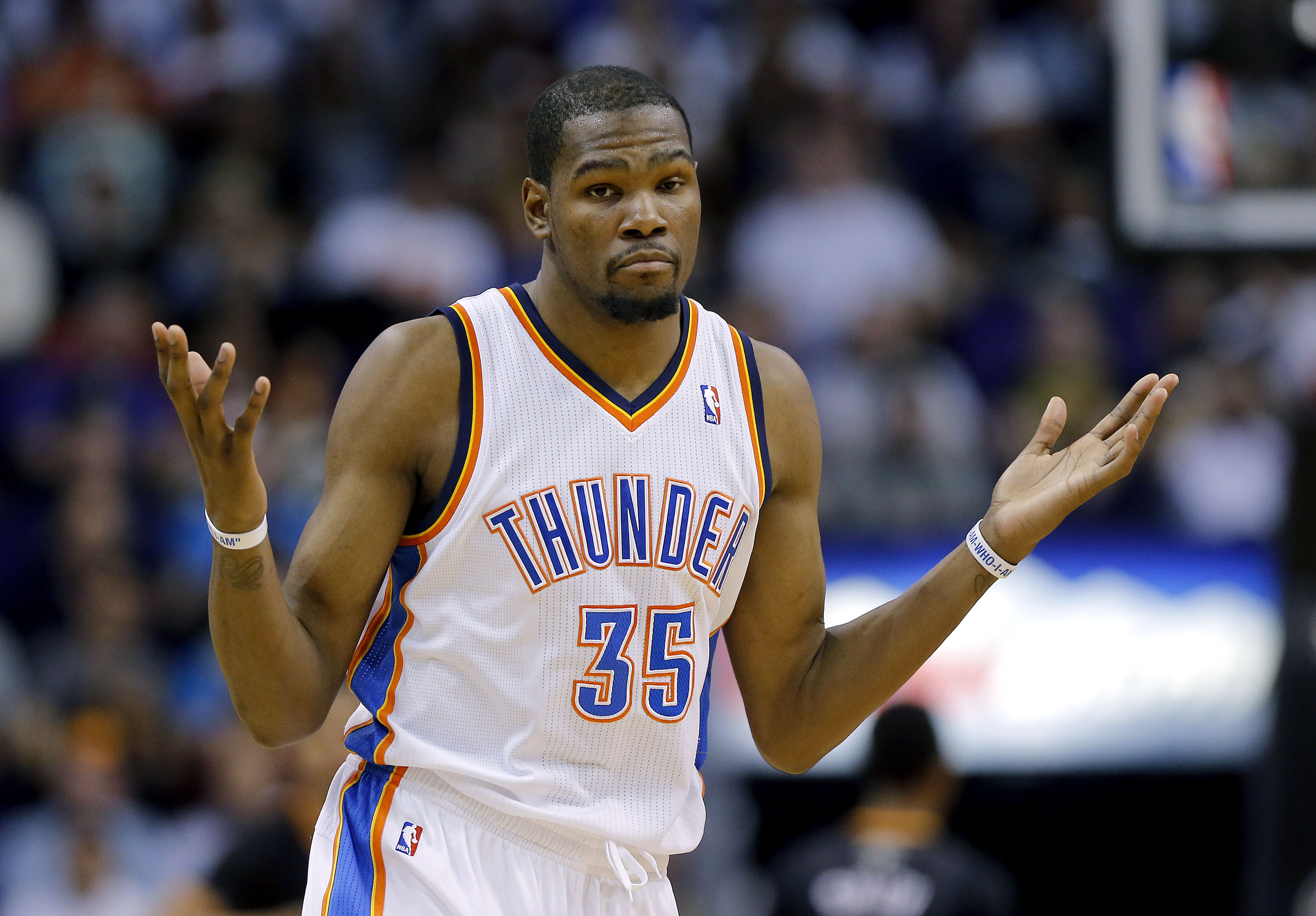 Kevin Durant Quote Loverro Forget Standings Mvp Battle Between James And Durant Is