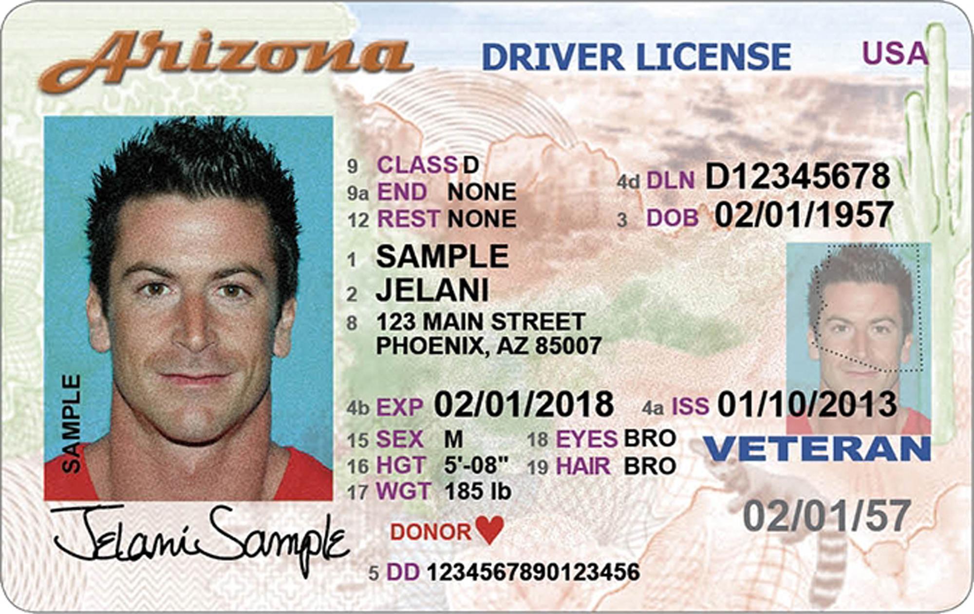 From Times To Fraudsters Ids Arizona Washington Ramps Biometric Keep - Program Up