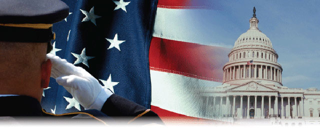 The First Annual Memorial Day Tribute Honoring America's Veterans and Veterans in Congress