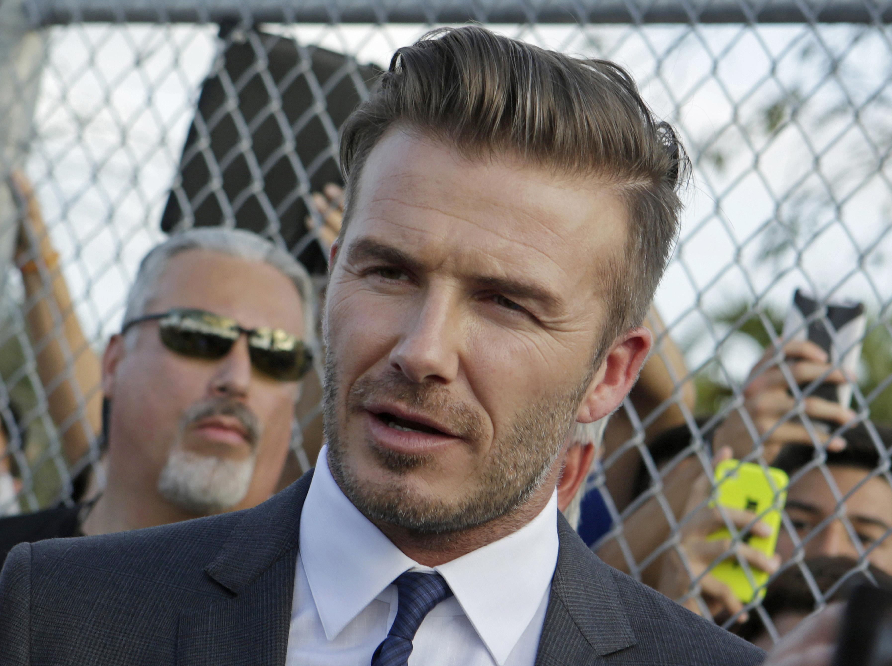 David Beckham Blasts Criticism That Daughter 4 Is Still Using