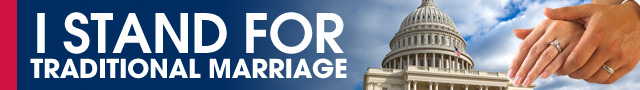 Sign the petition - I Stand for Traditional Marriage logo