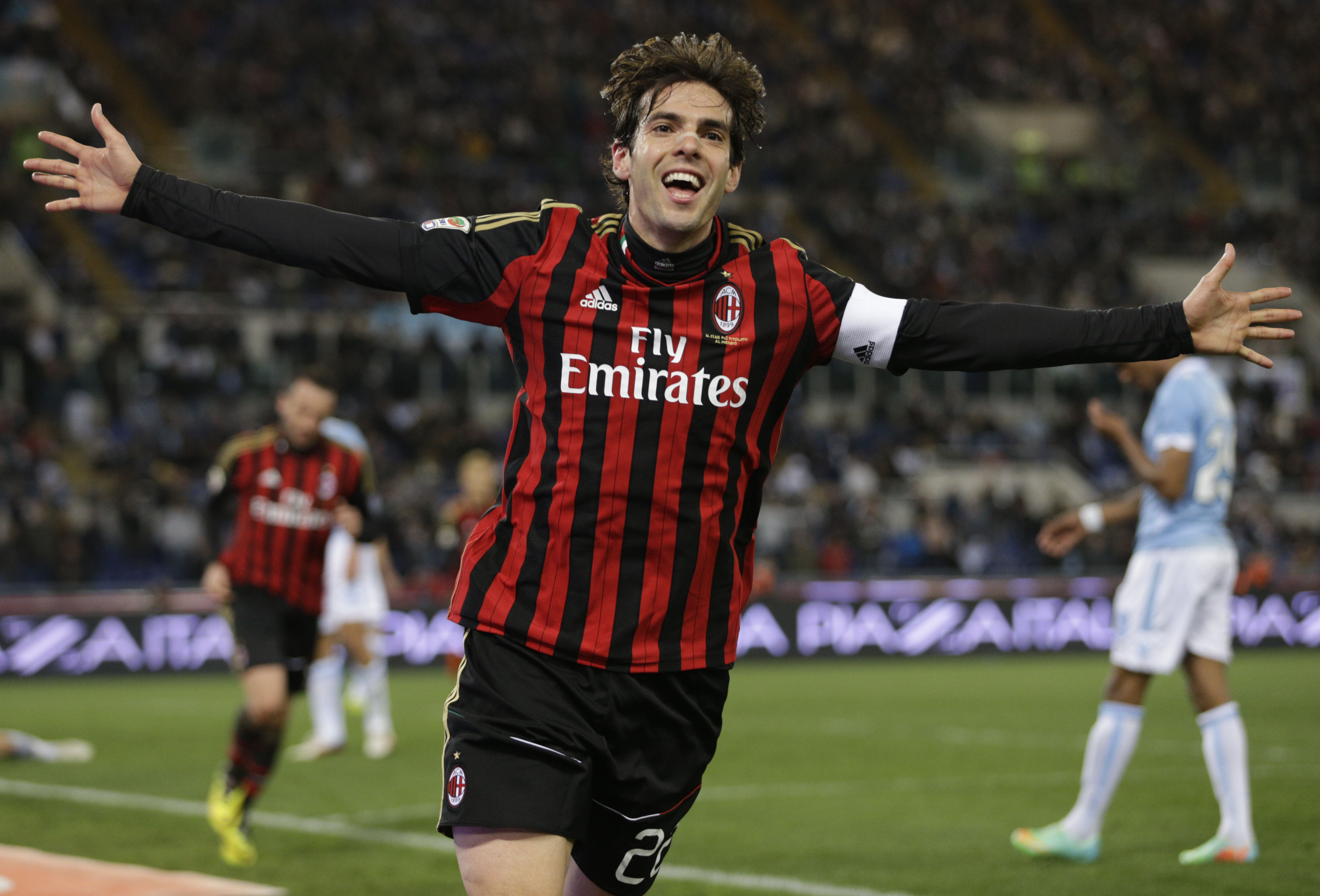 Kaka released by AC Milan Brazilian star will sign with MLS