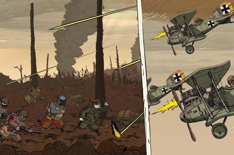 Zadzooks: Valiant Hearts: The Great War review - Washington