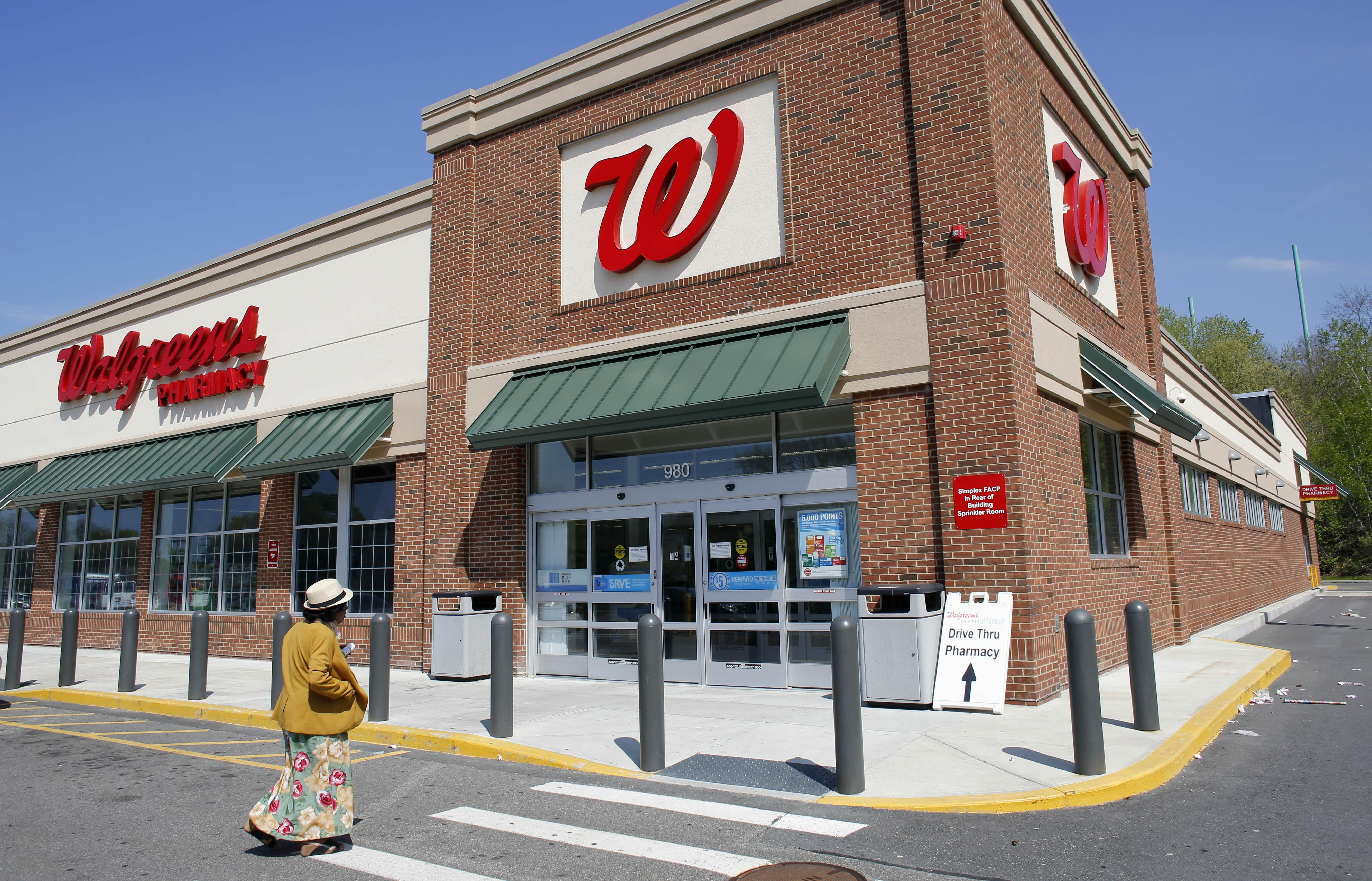 Market forces prevent Rite-Aid and Walgreens from following CVS's ...