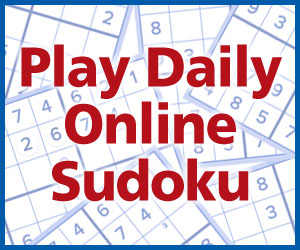 Play Daily Online Sudoku