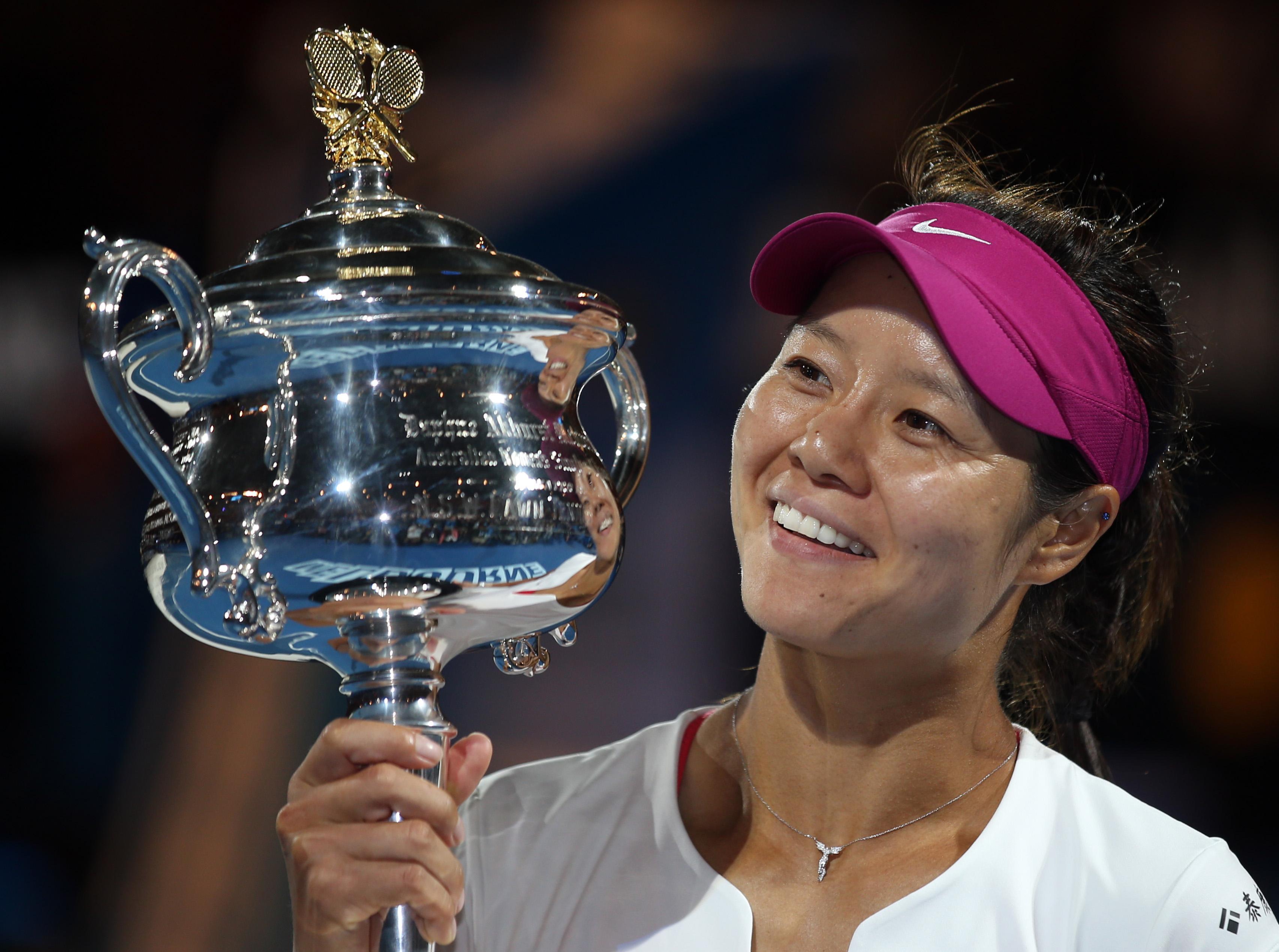 Li Na 2 Grand Slam singles titles Li Na 2 Grand Slam singles titles new pics