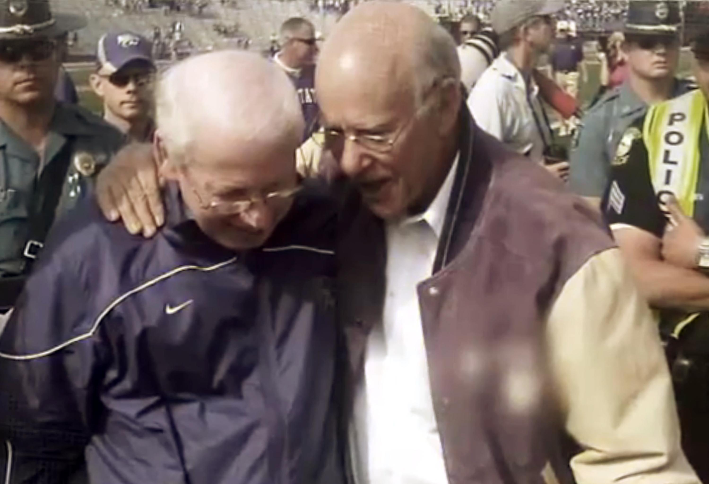 Kansas State Football Coach Bill Snyder Endorses Sen Roberts Washington Times