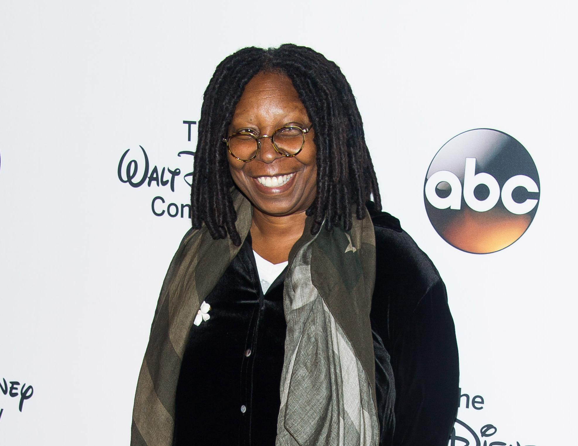 Whoopi Goldberg defends Bill Cosby: 'We all have friends who have