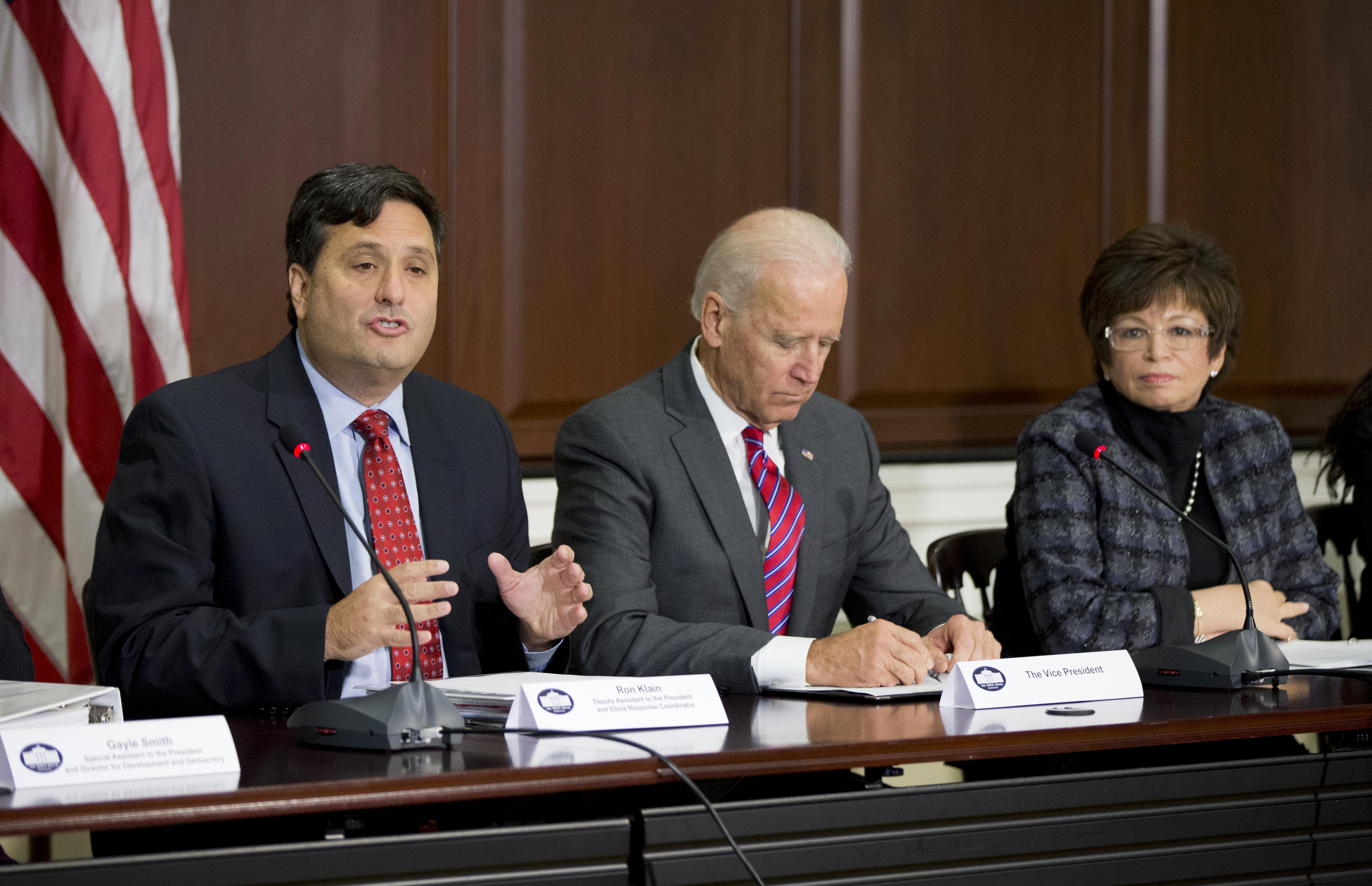 Ronald Klain, Joe Biden's campaign adviser, questions Ohio Gov ...