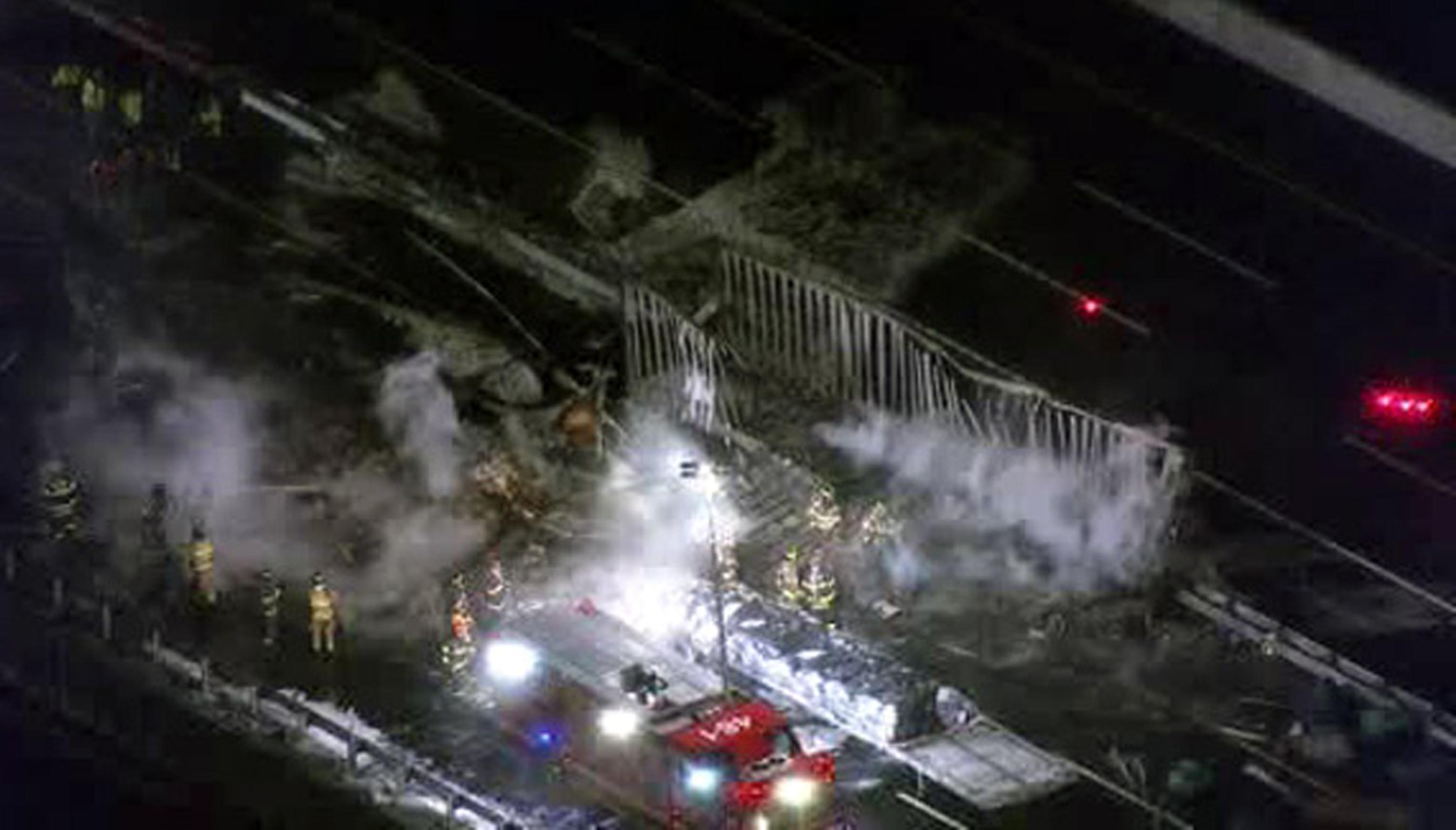 Delaware trucker killed in NJ Turnpike crash - Washington Times