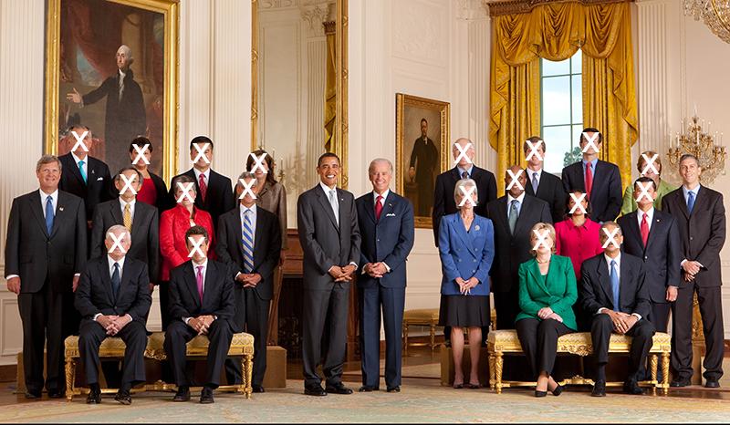 Duncan, Vilsack Are Last 2 Original Obama Cabinet Secretaries   Washington  Times