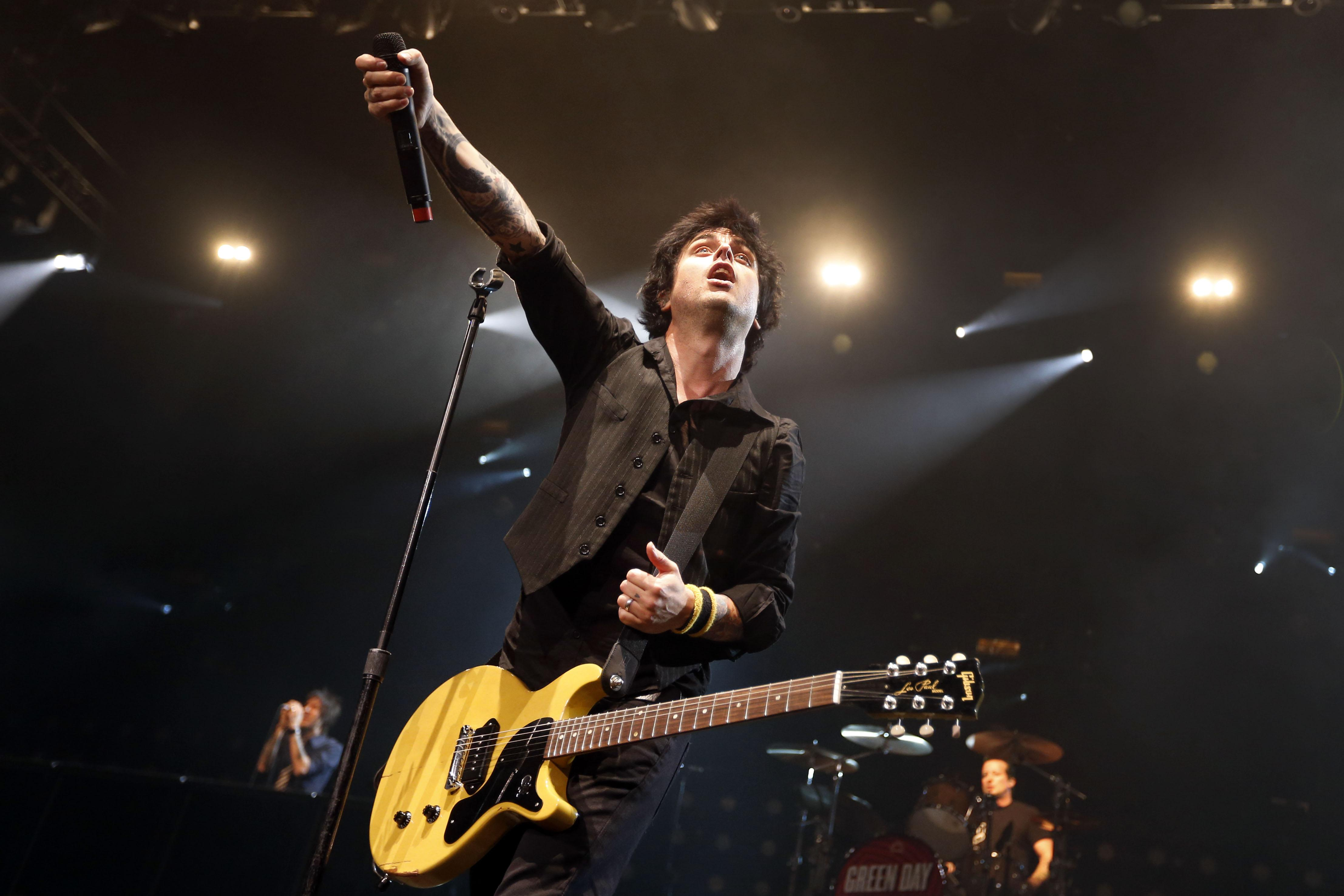 Green Day donating royalties earned by sampling song co-written by sex
