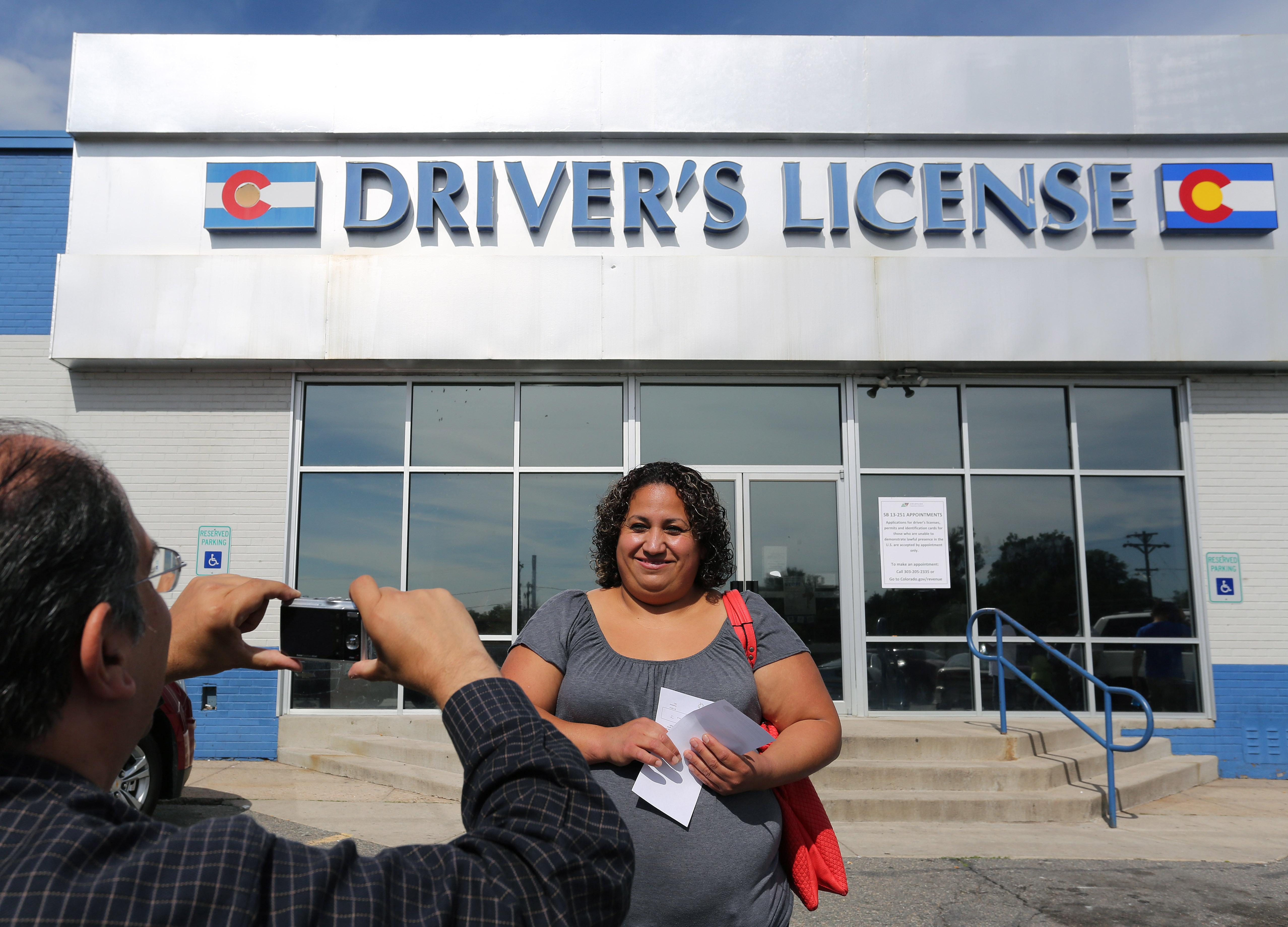 Maryland Motor Vehicle Administration can't issue licenses