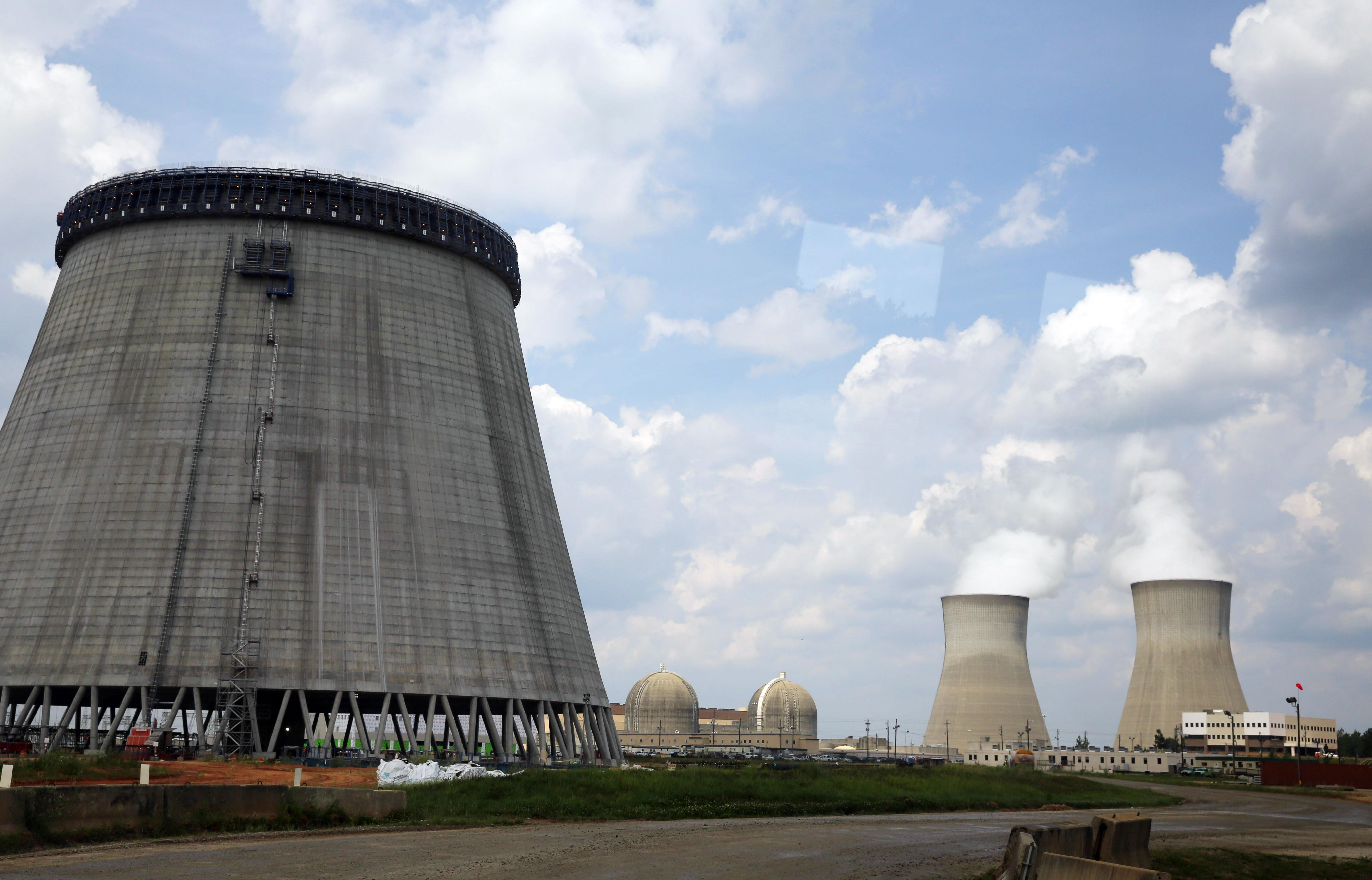 Builder projects 18 month delay for nuclear plant in Georgia