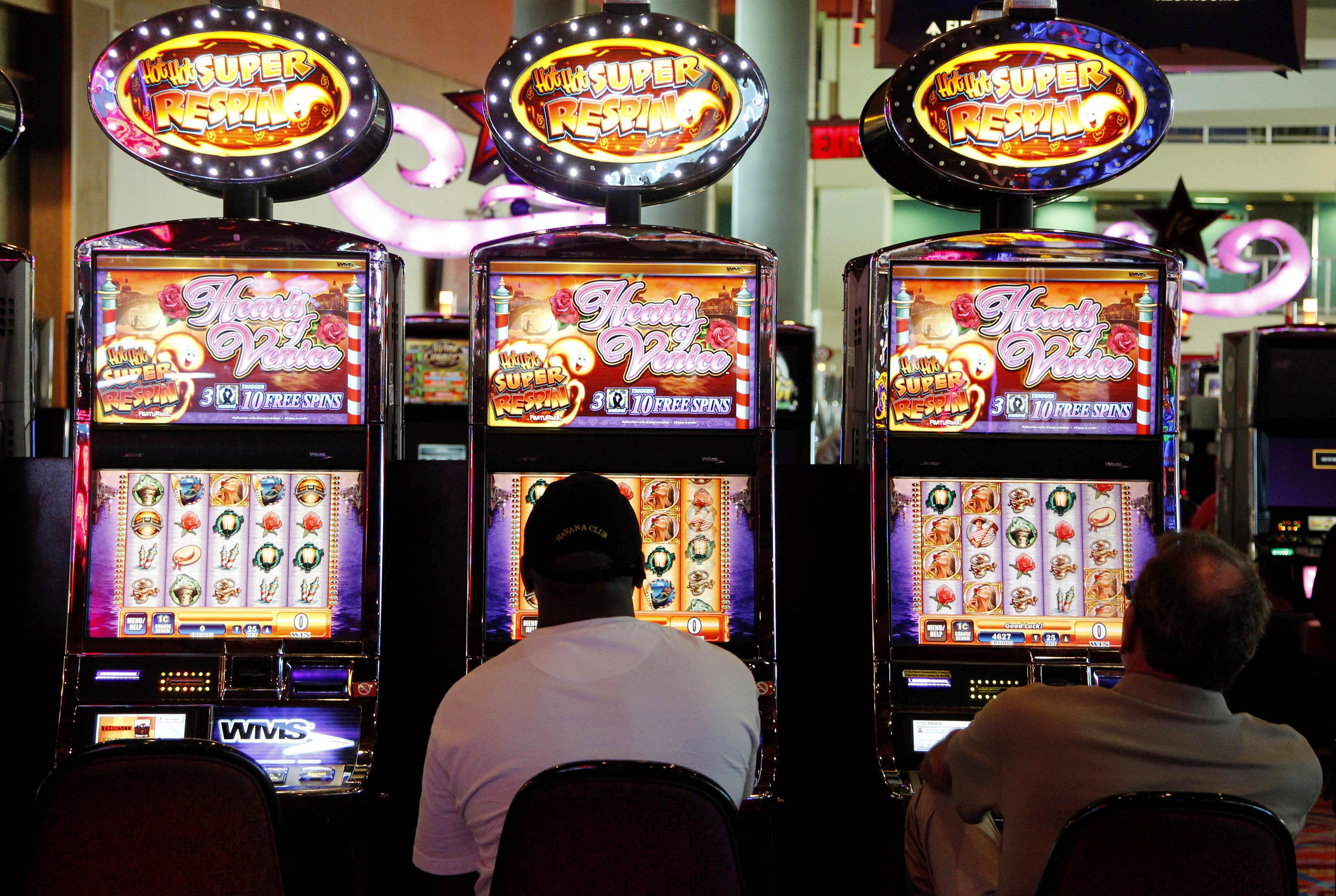 Lucky Eagle Casino Slot Machines