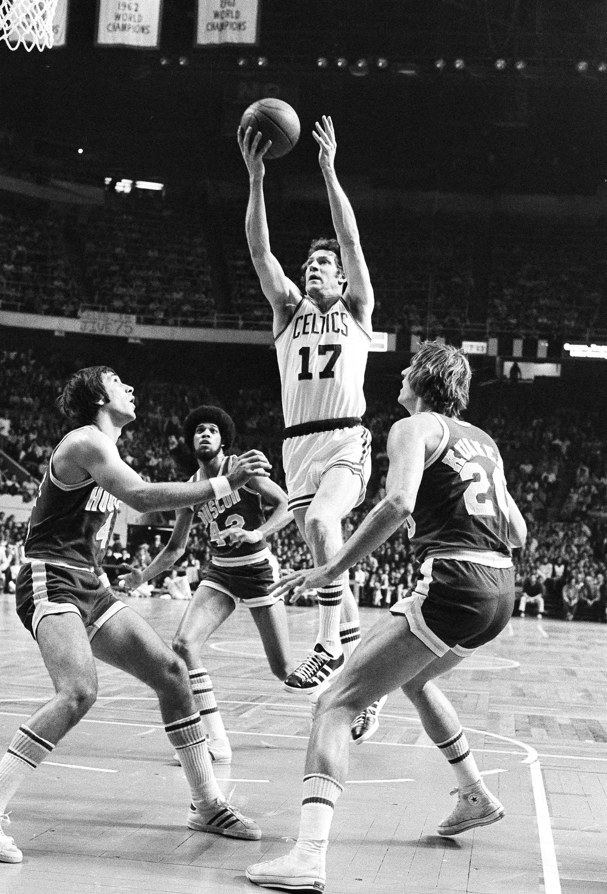 Boston Celtics great John Havlicek dies at age 79