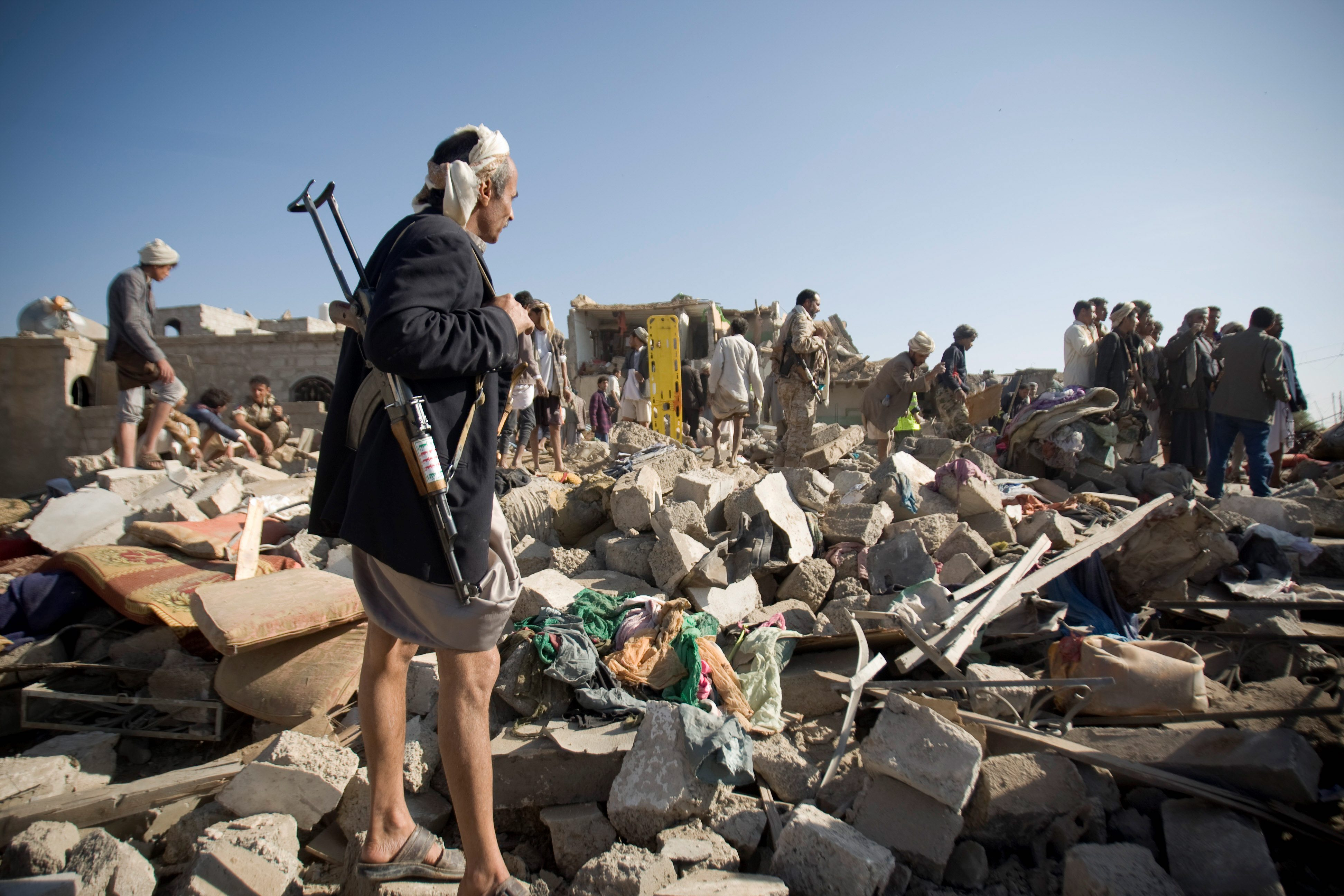 Yemen crisis threatens Obama Iran nuclear talks, further clouds Middle East policy - Washington Times