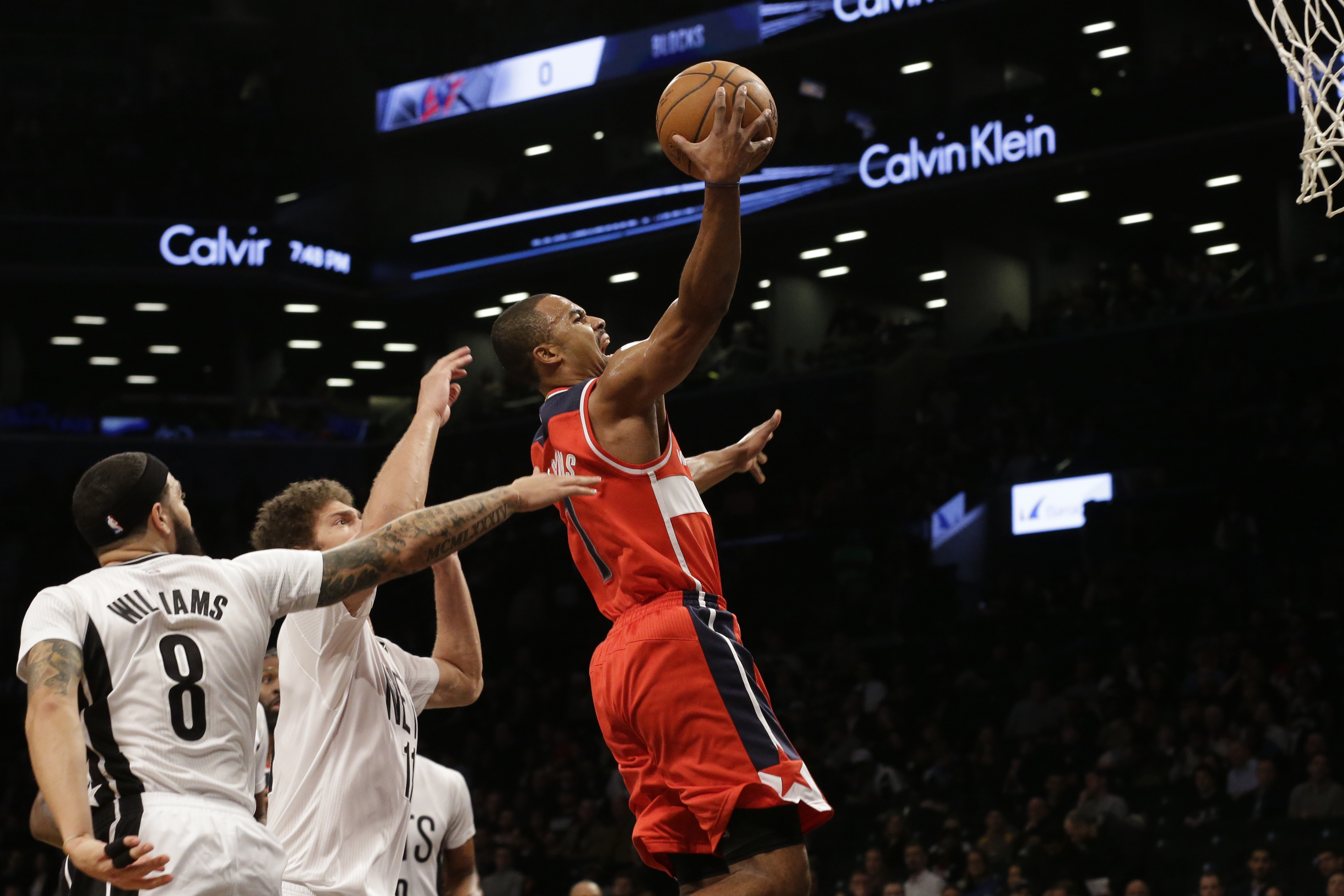 On basketball: Injuries, rest end up revealing Wizards
