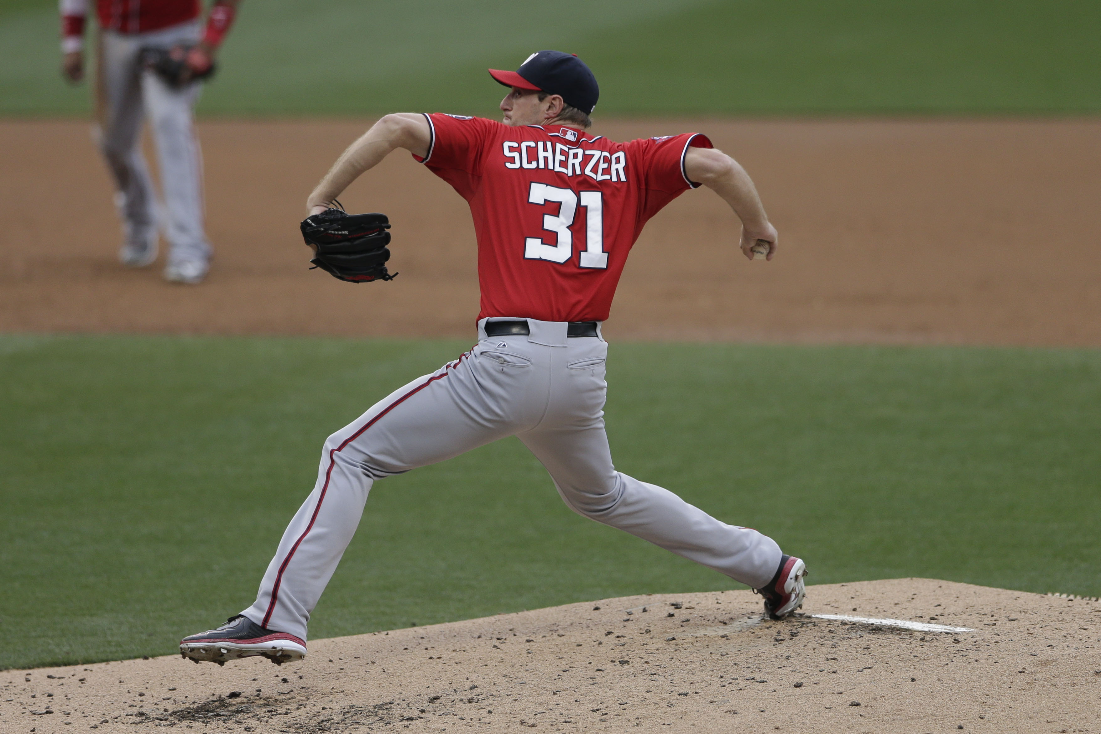 For Nationals pitchers mound position often a secret to their