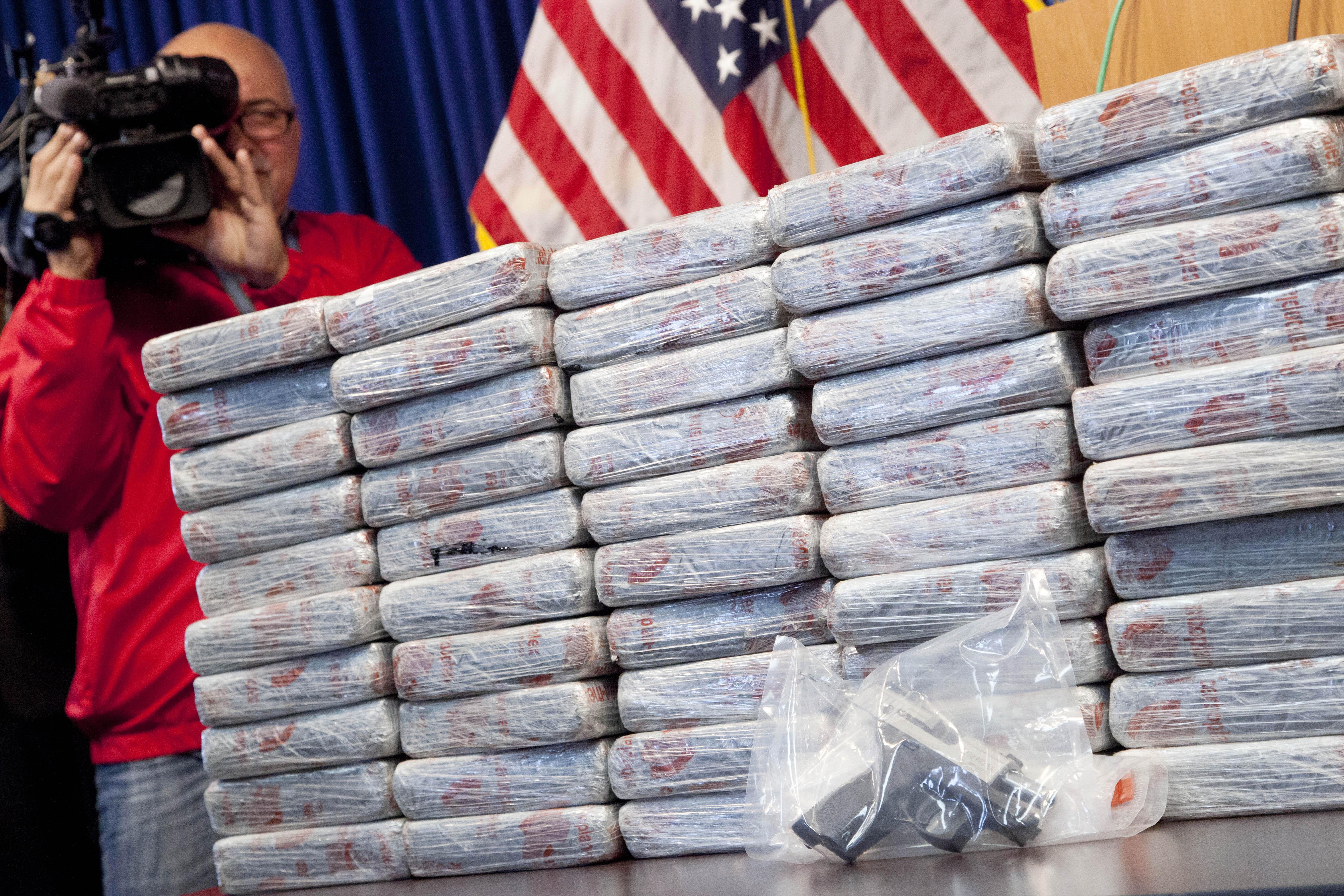 Heroin influx, overdose spike alarm U S  gov't - Washington Times
