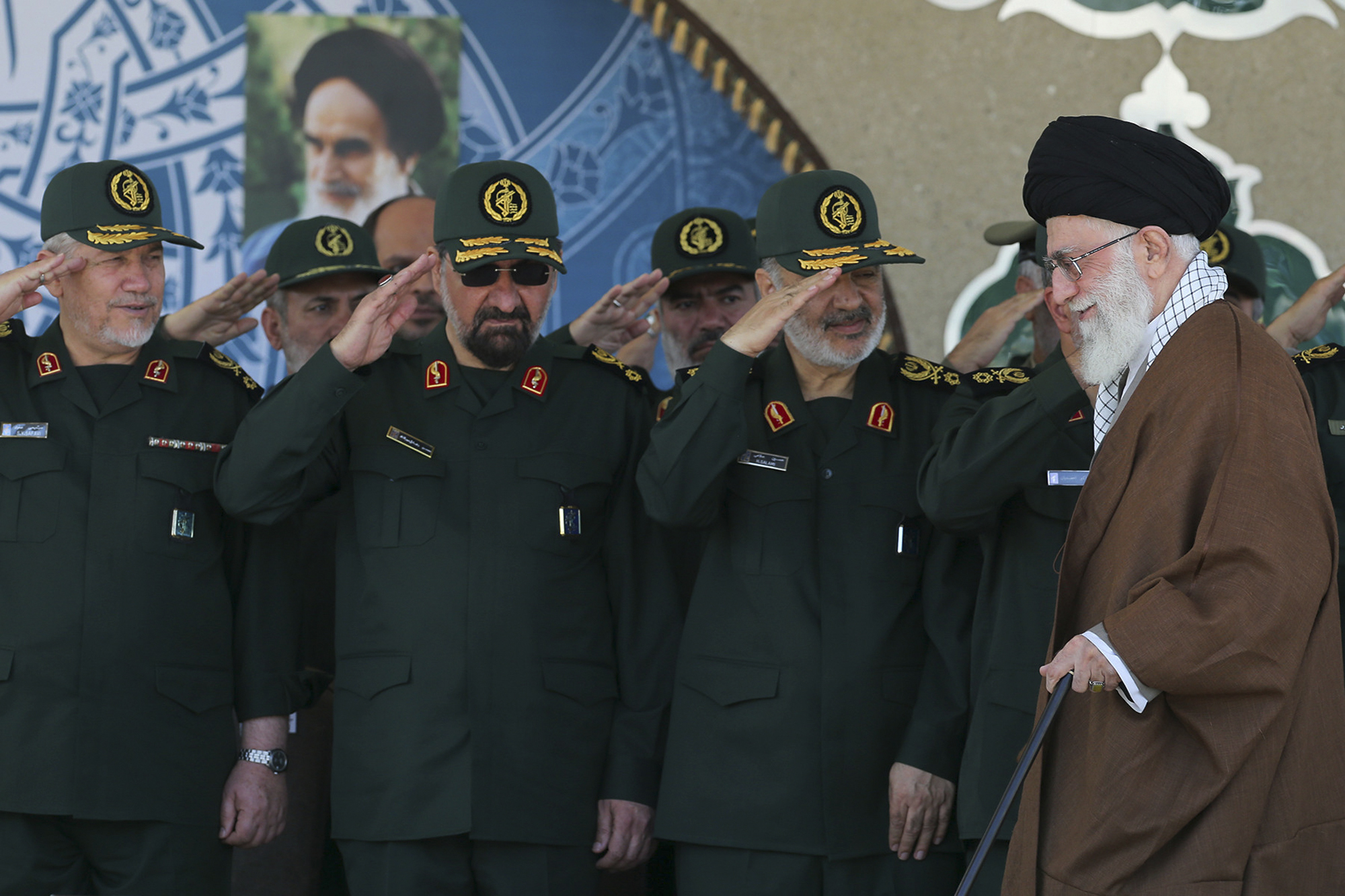 Iran's leader, military spend billions on terror and weapons, Iranian dissidents report