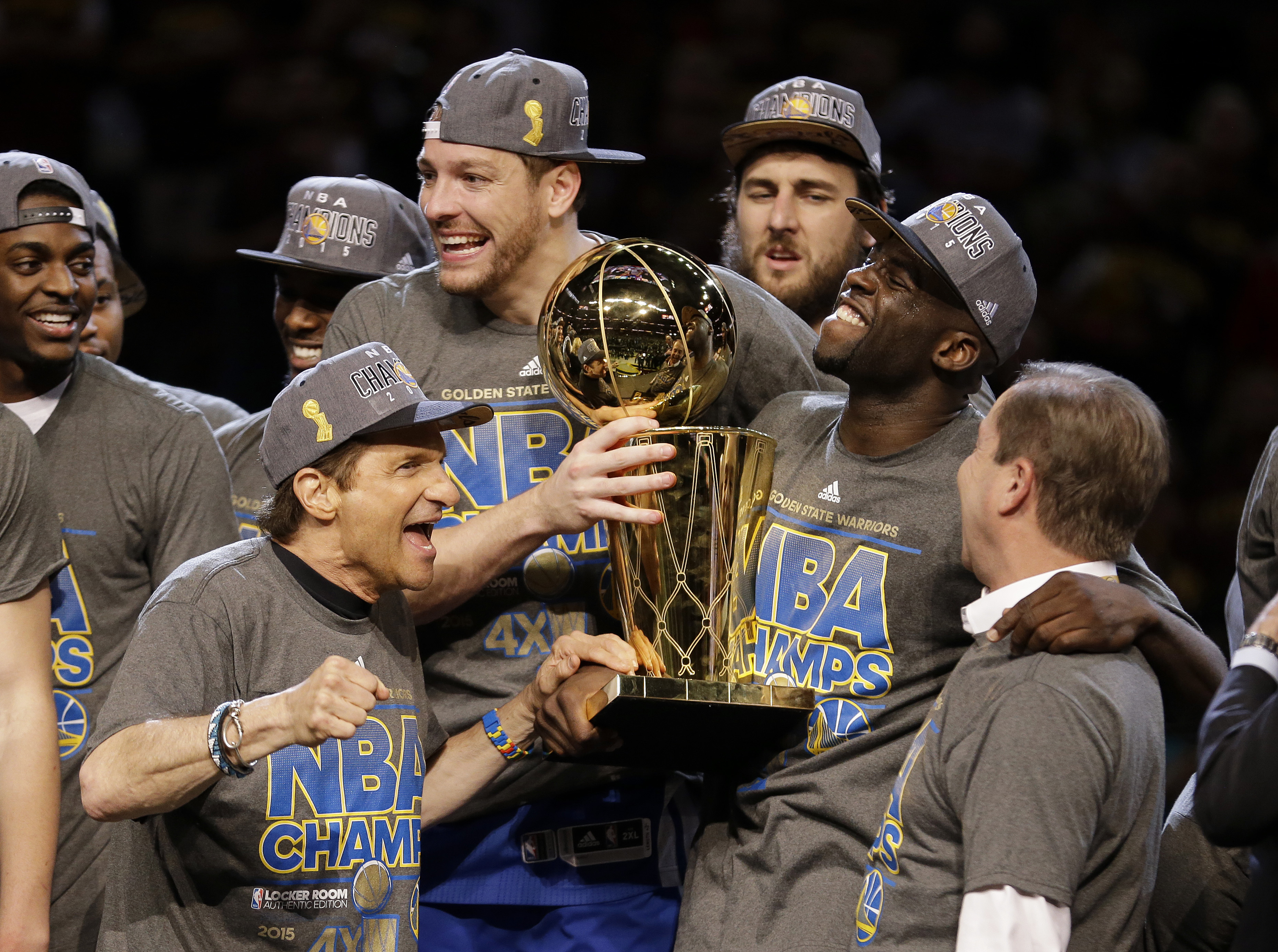 Warriors Championship Run May Offer Blueprint For Winning In The Modern Era