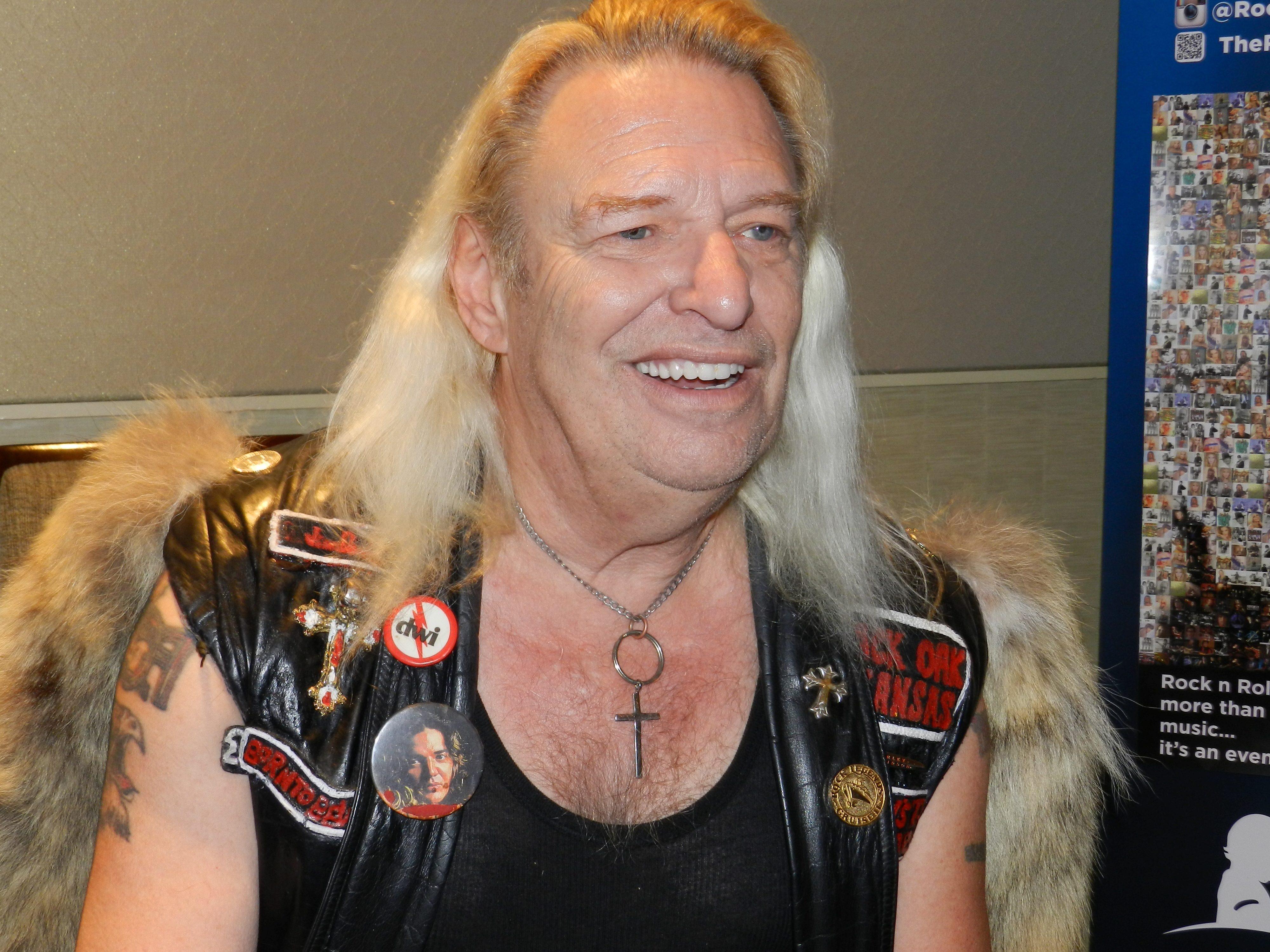 Jim \'Dandy\' Mangrum interview: Black Oak Arkansas frontman on Bill ...