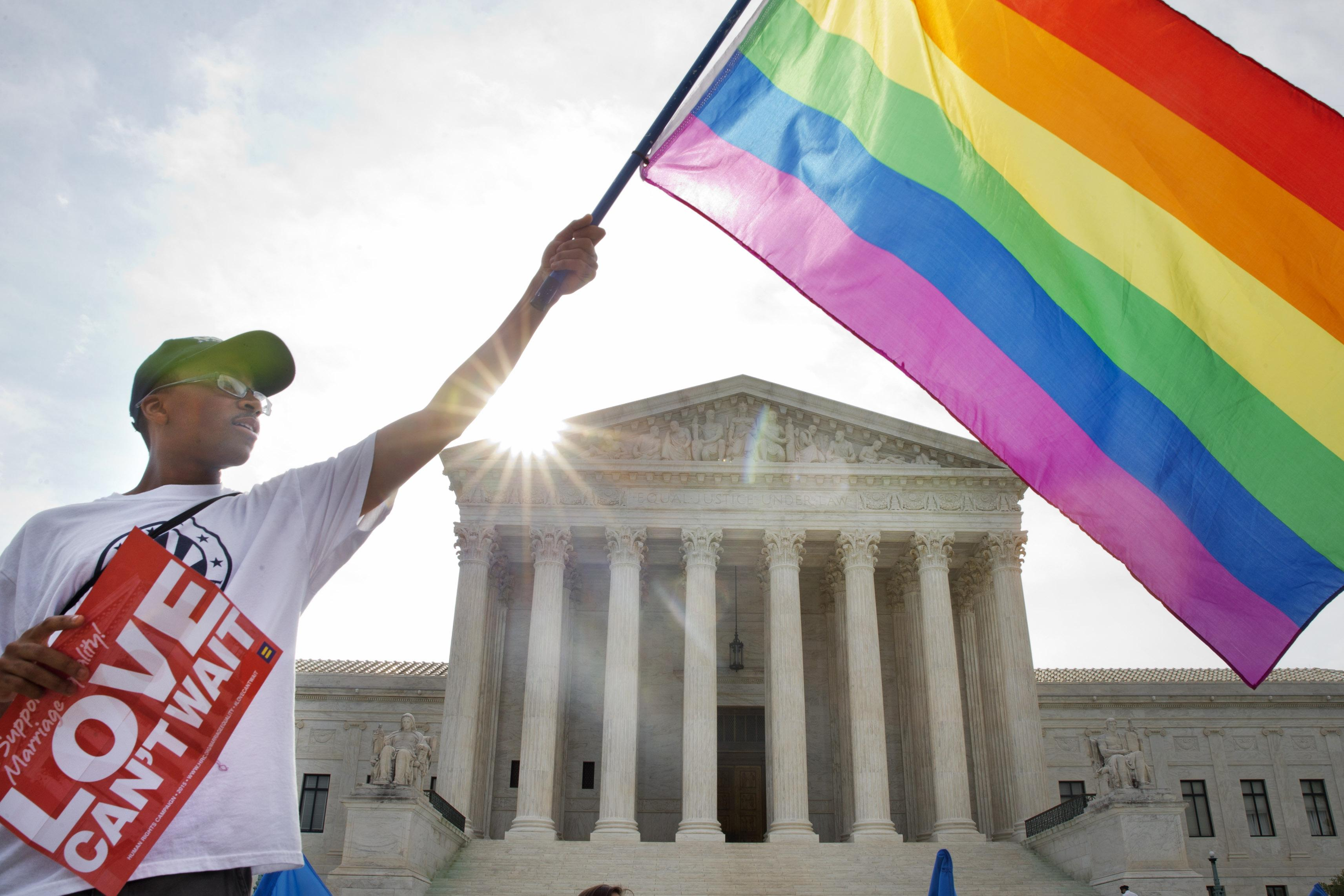 Same-Sex Marriage Washington