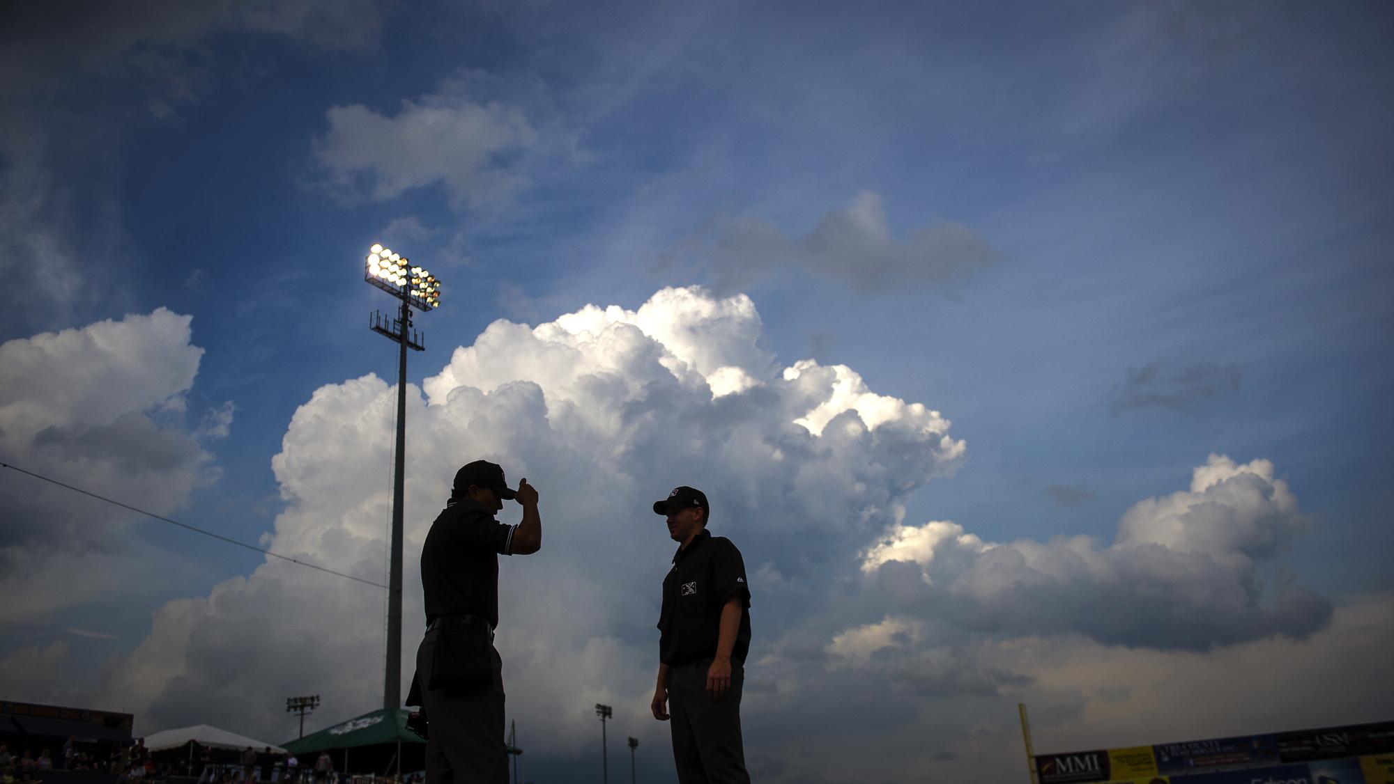 8e7d4ddef Minor-league umpires Erich Bacchus, Chase Eade face long road, odds to the  majors - Washington Times