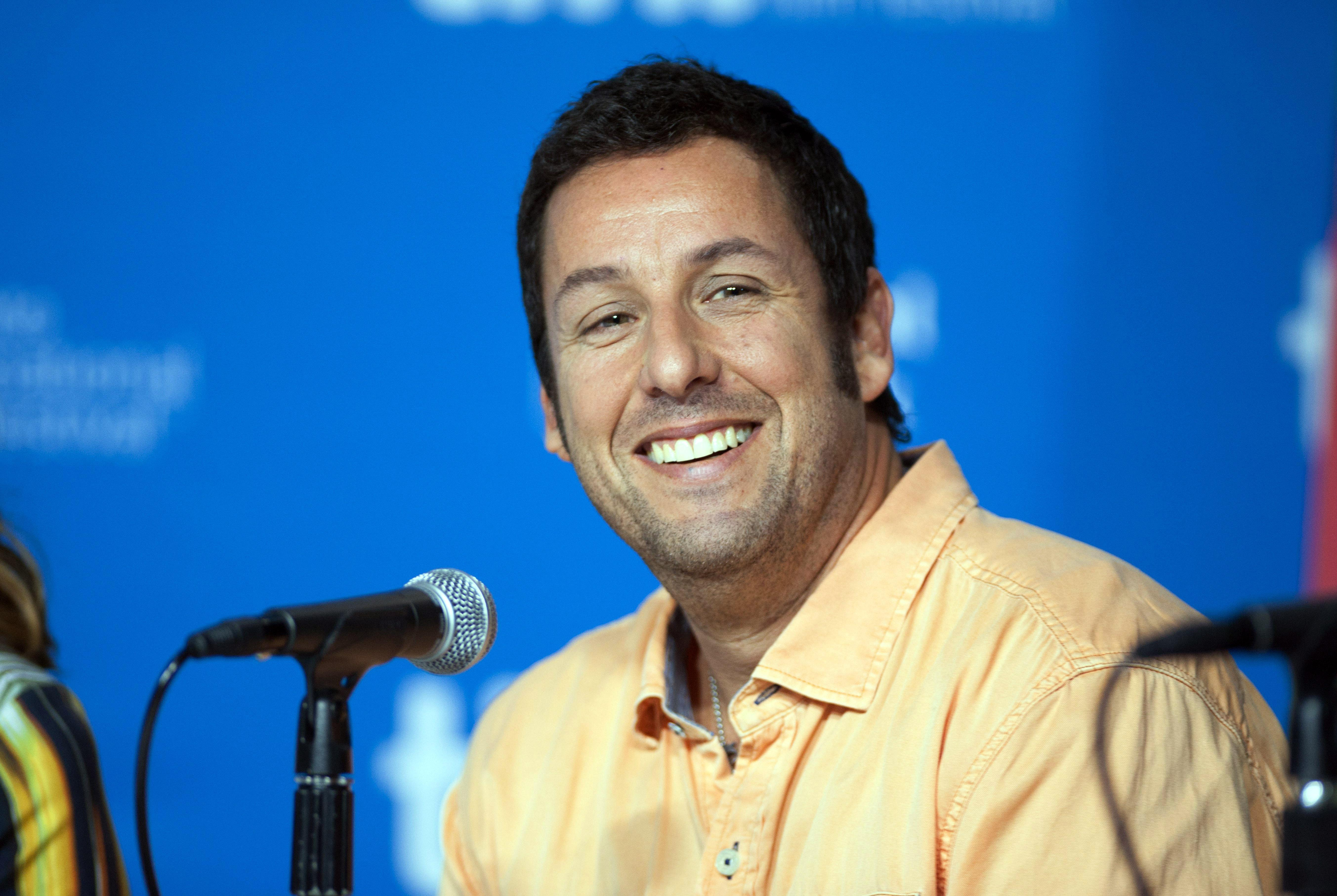 Adam Sandler 'disgusted' by boycott Israel movement