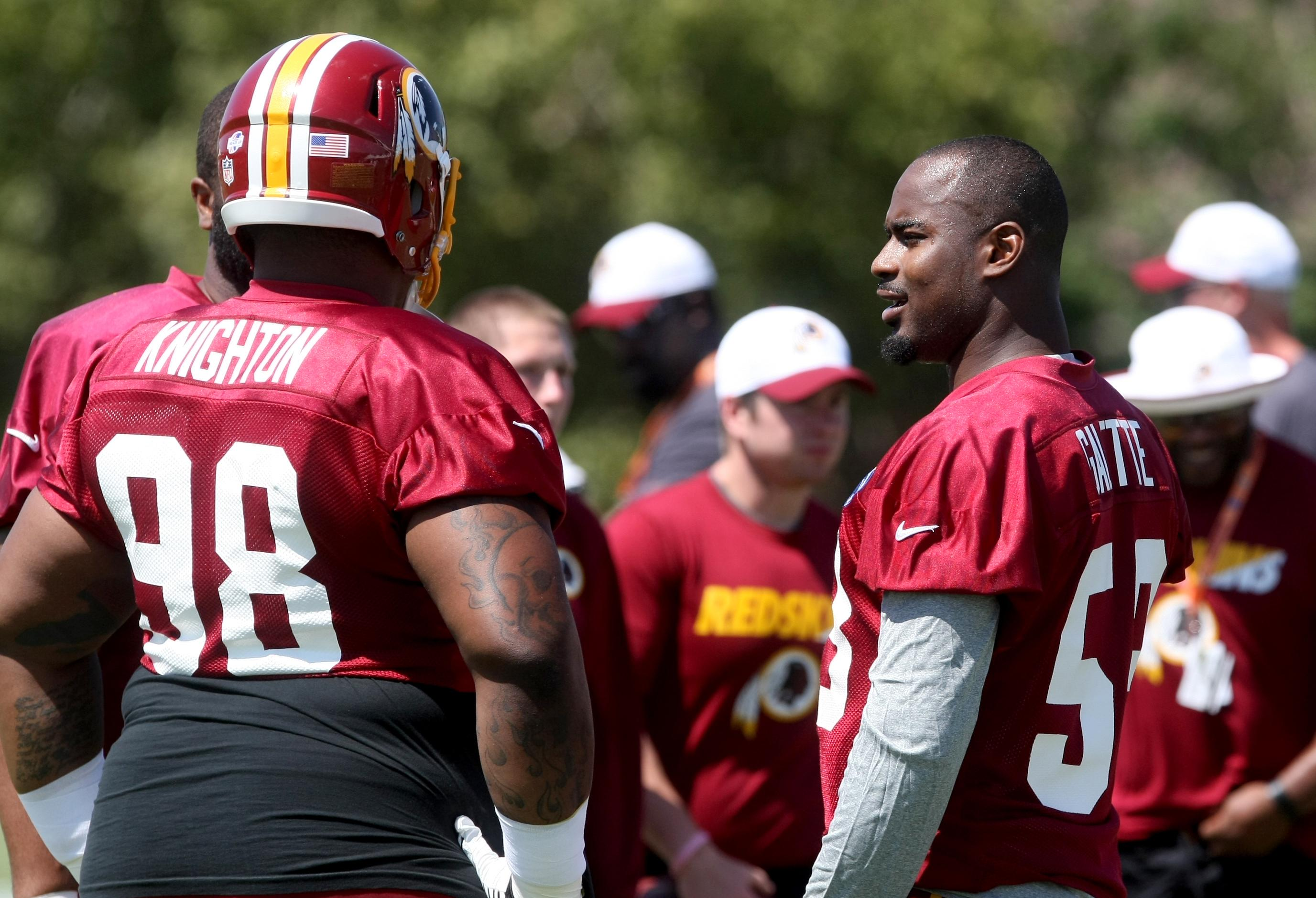 77c97043ab4a3 On Football: Redskins' signing of Junior Galette a decision made solely on  winning