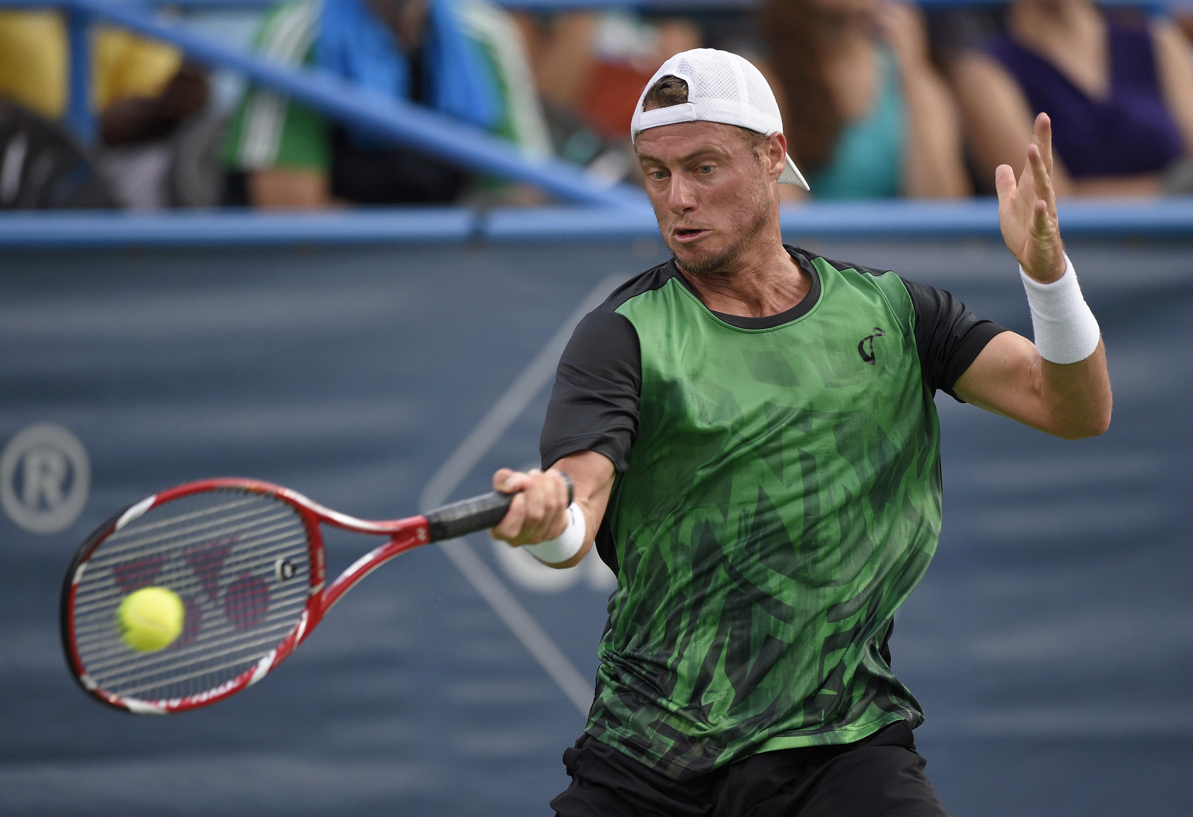 Honored by Citi Open Lleyton Hewitt cherishing final year before