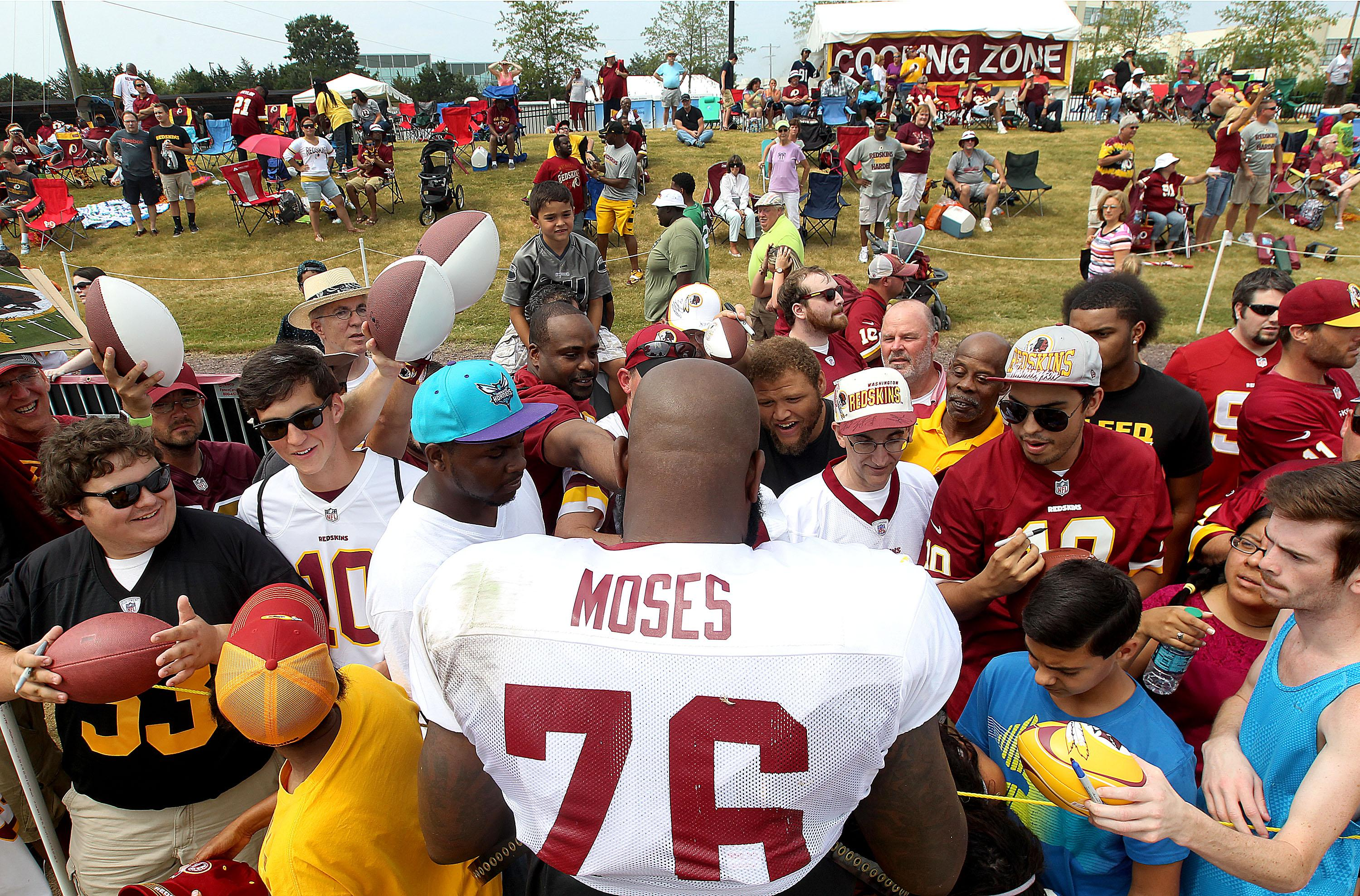 Morgan Moses Redskins agree to 5 year extension Reports