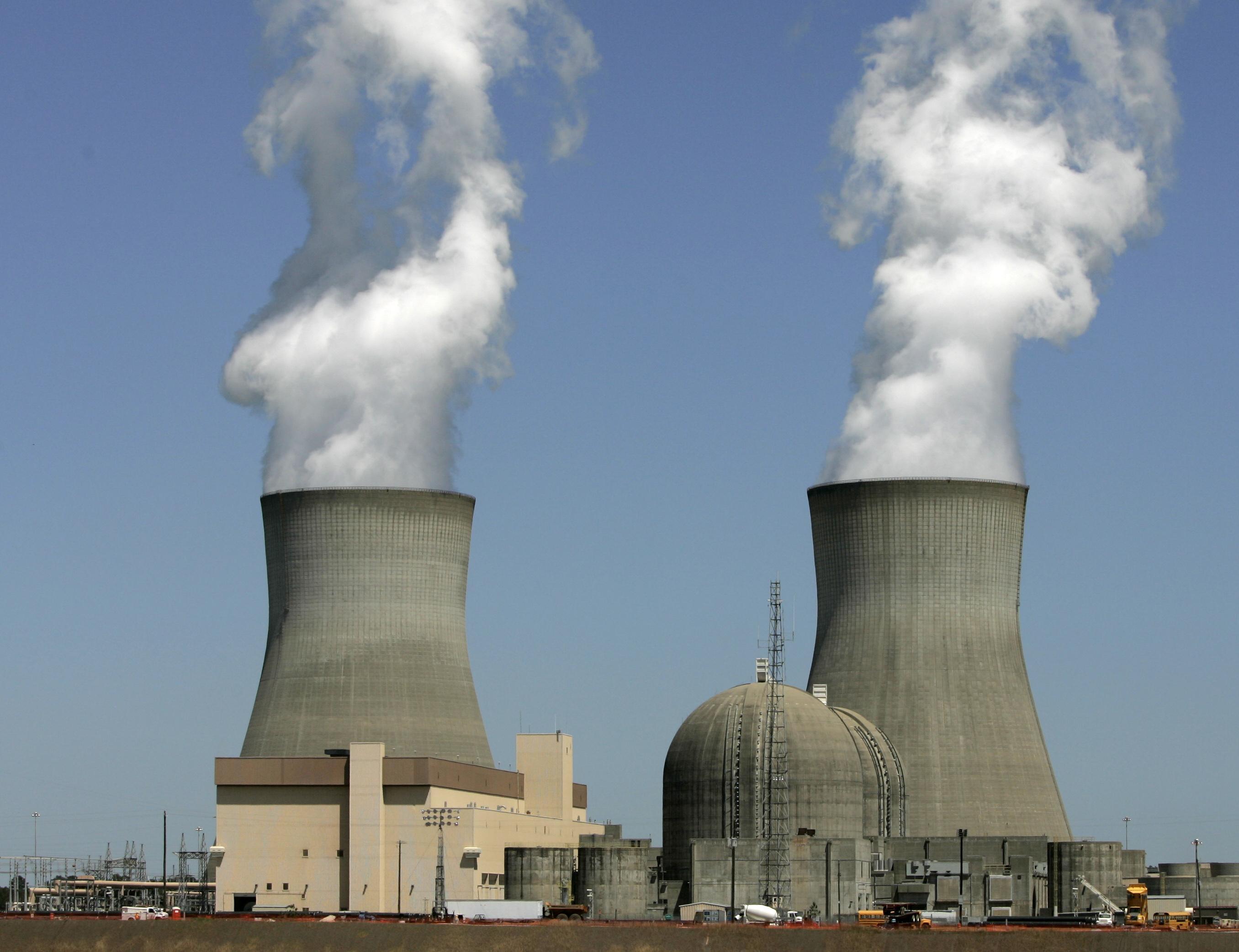 Last Jedi Georgia s nuclear power plant Vogtle Washington Times