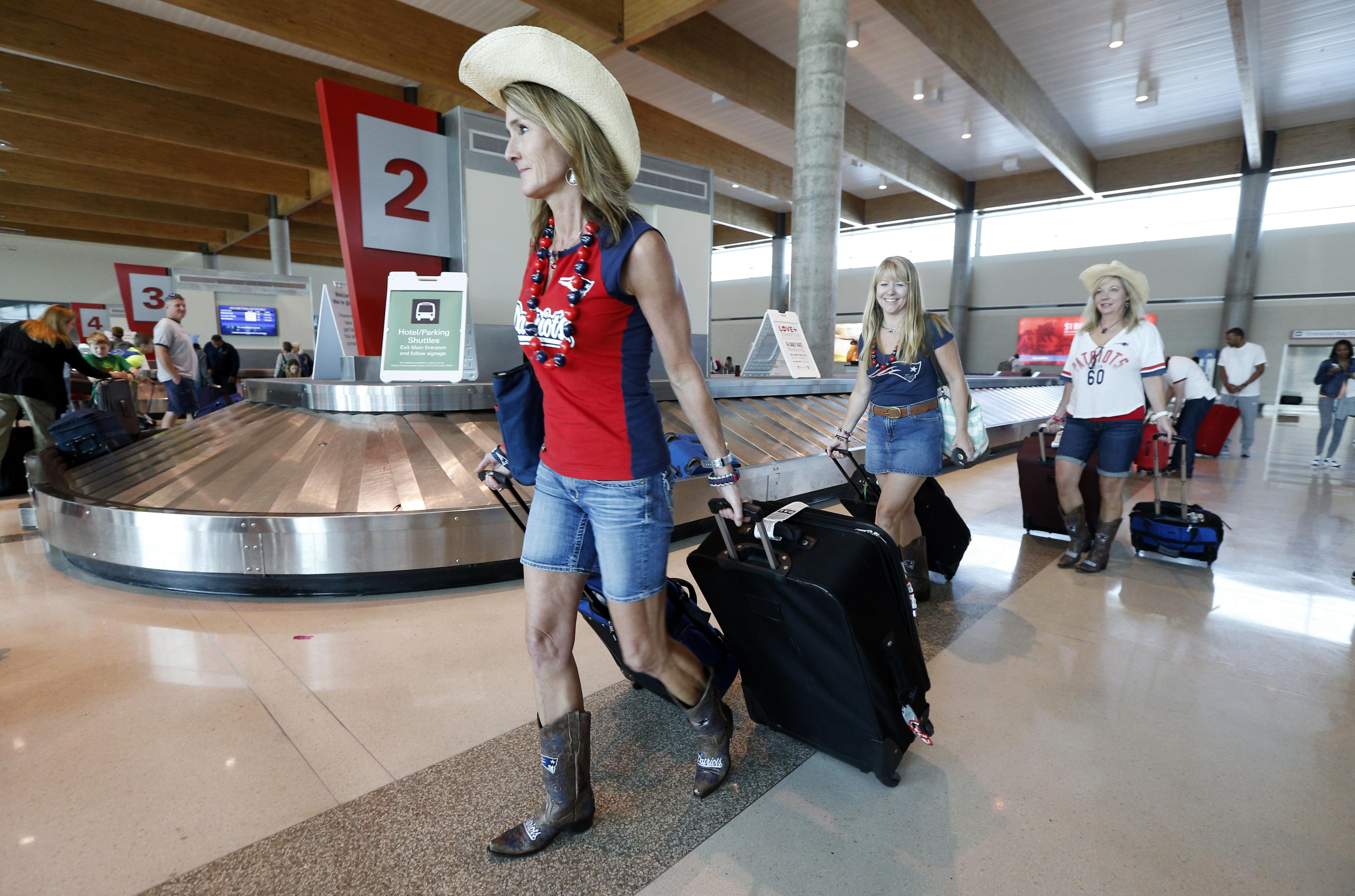 more dallas love field passengers since restrictions lifted