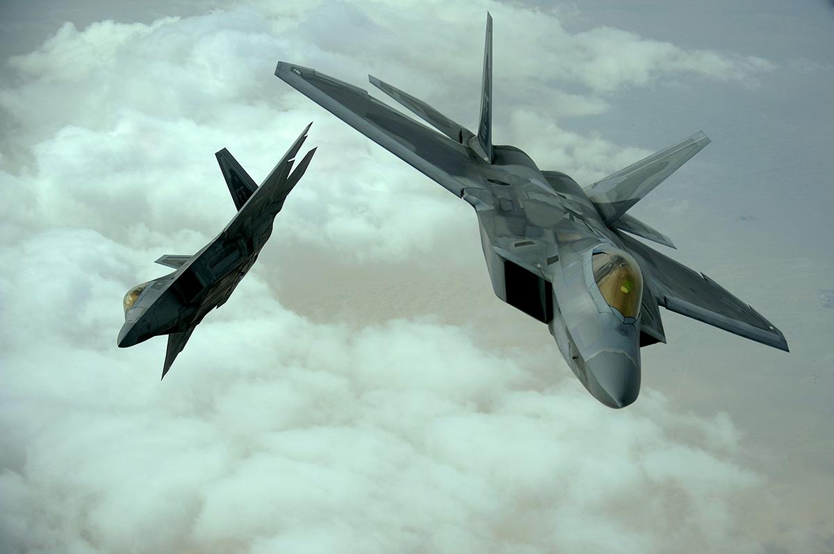 U.S. warplanes intercept Russian bombers off Alaskan coast